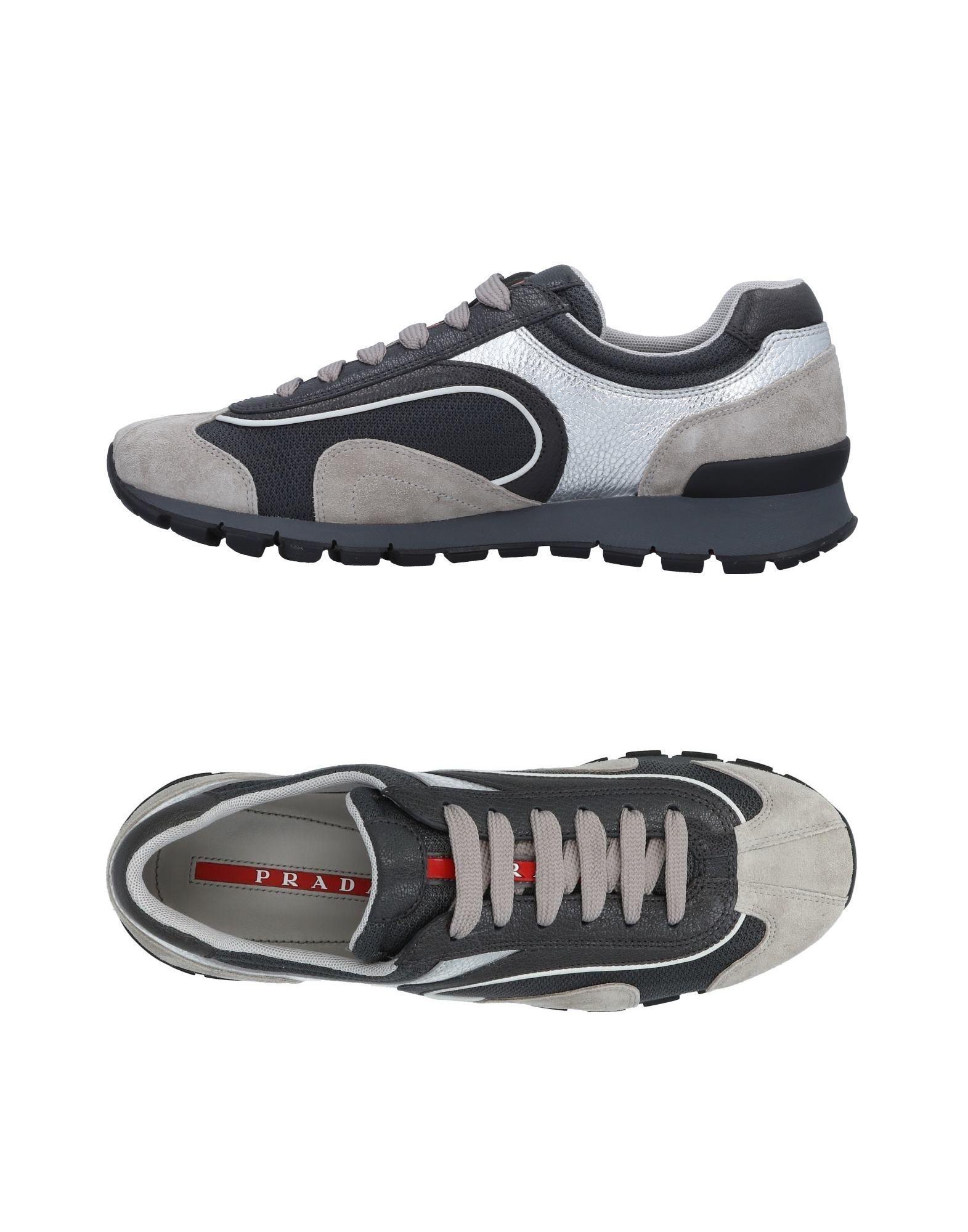 Prada Sport Sneakers Herren Schuhe  11496631QD Neue Schuhe Herren 126b2c