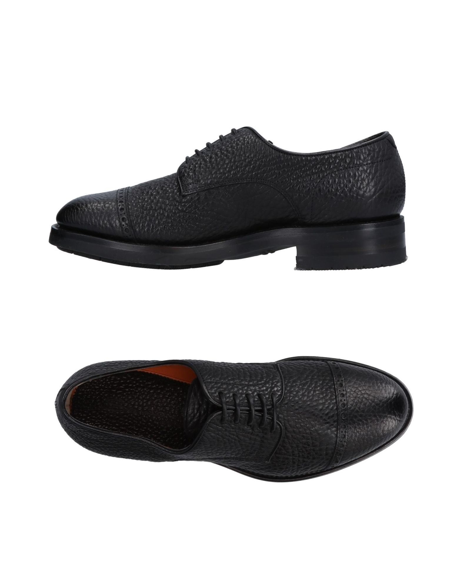 Günstige und modische Schuhe Santoni Schnürschuhe Herren  11496651HB
