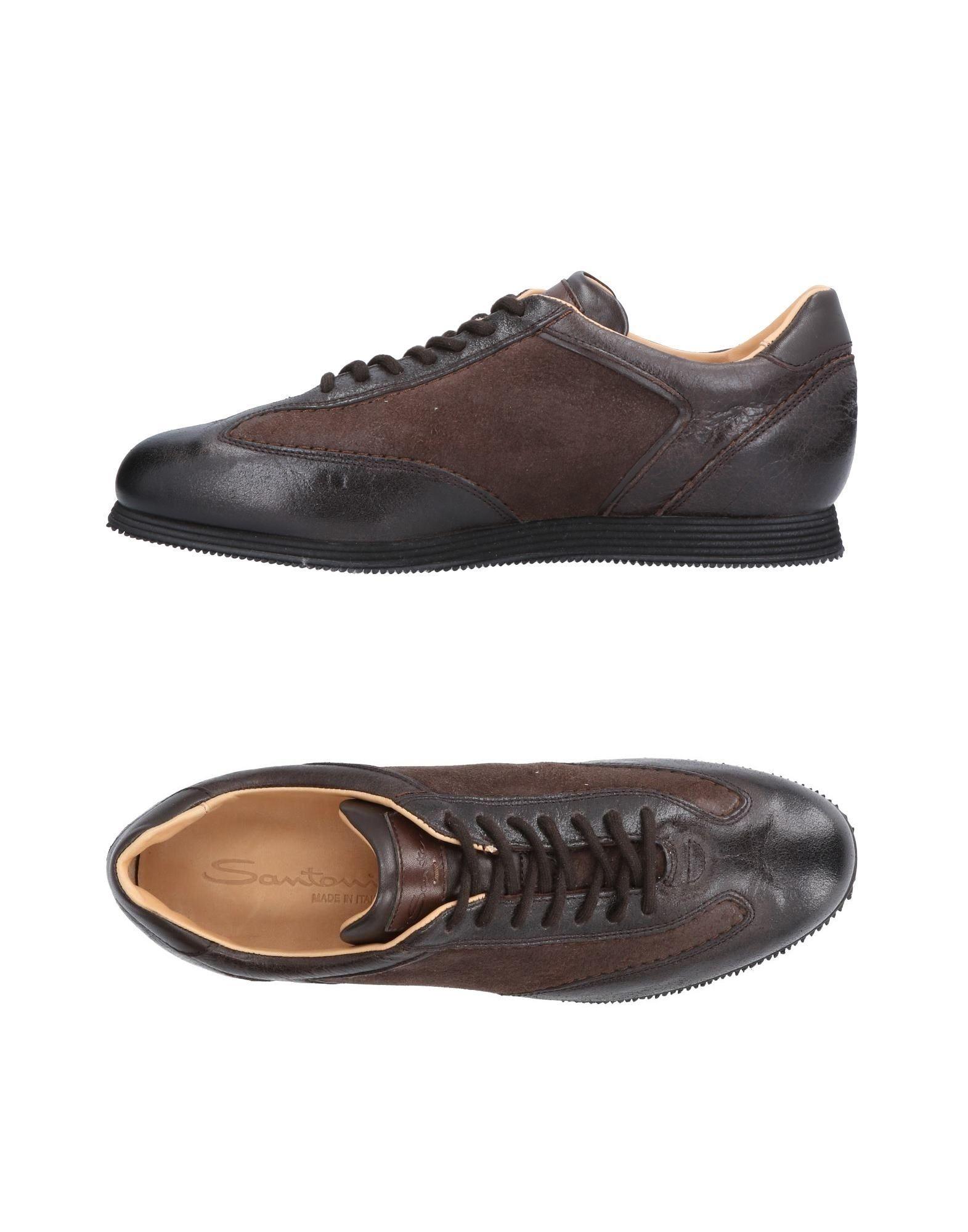 Santoni Sneakers Herren  11496669FT Gute Qualität beliebte Schuhe
