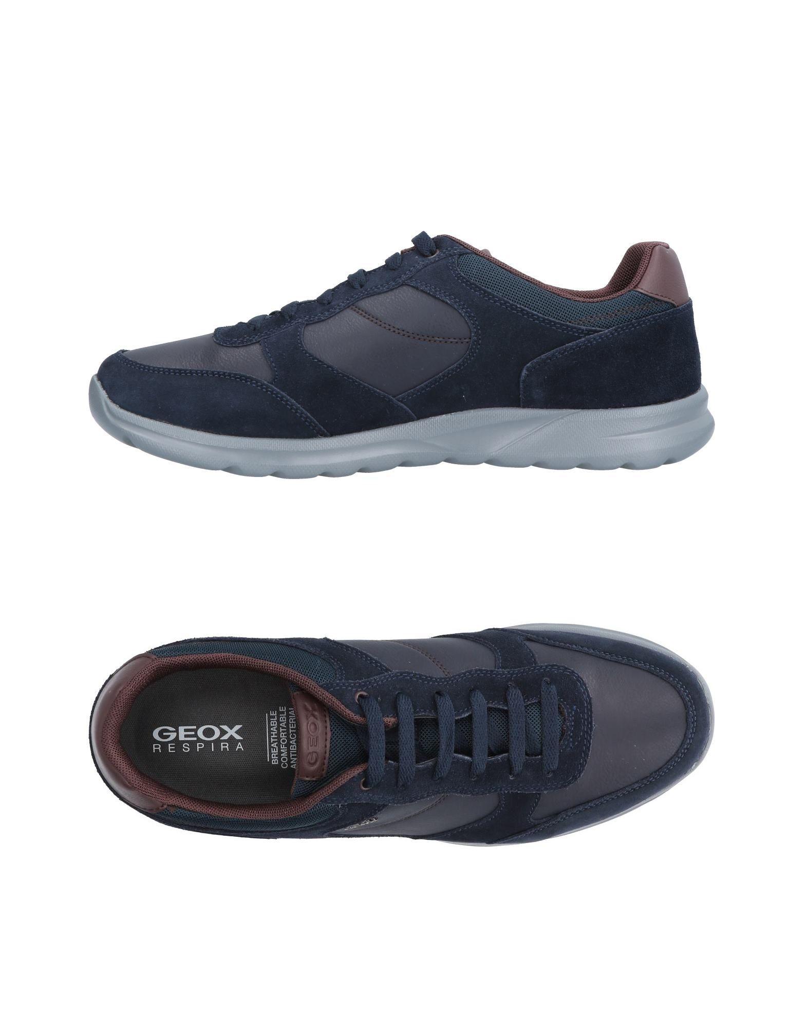 Geox Herren Sneakers Herren Geox  11496672AD Heiße Schuhe 6f736c