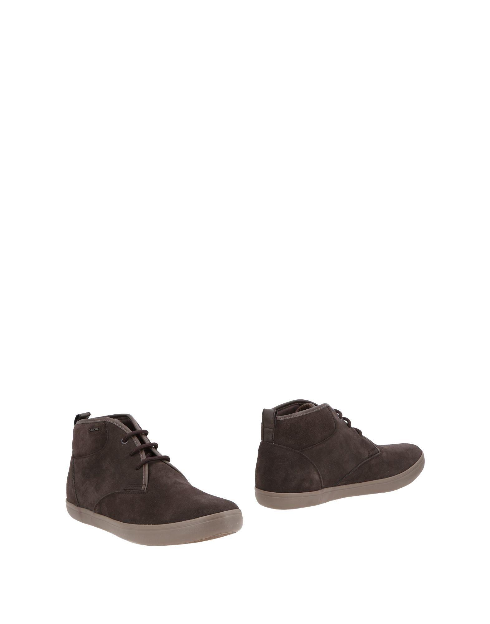Rabatt echte Schuhe Geox Stiefelette Herren  11496686UN