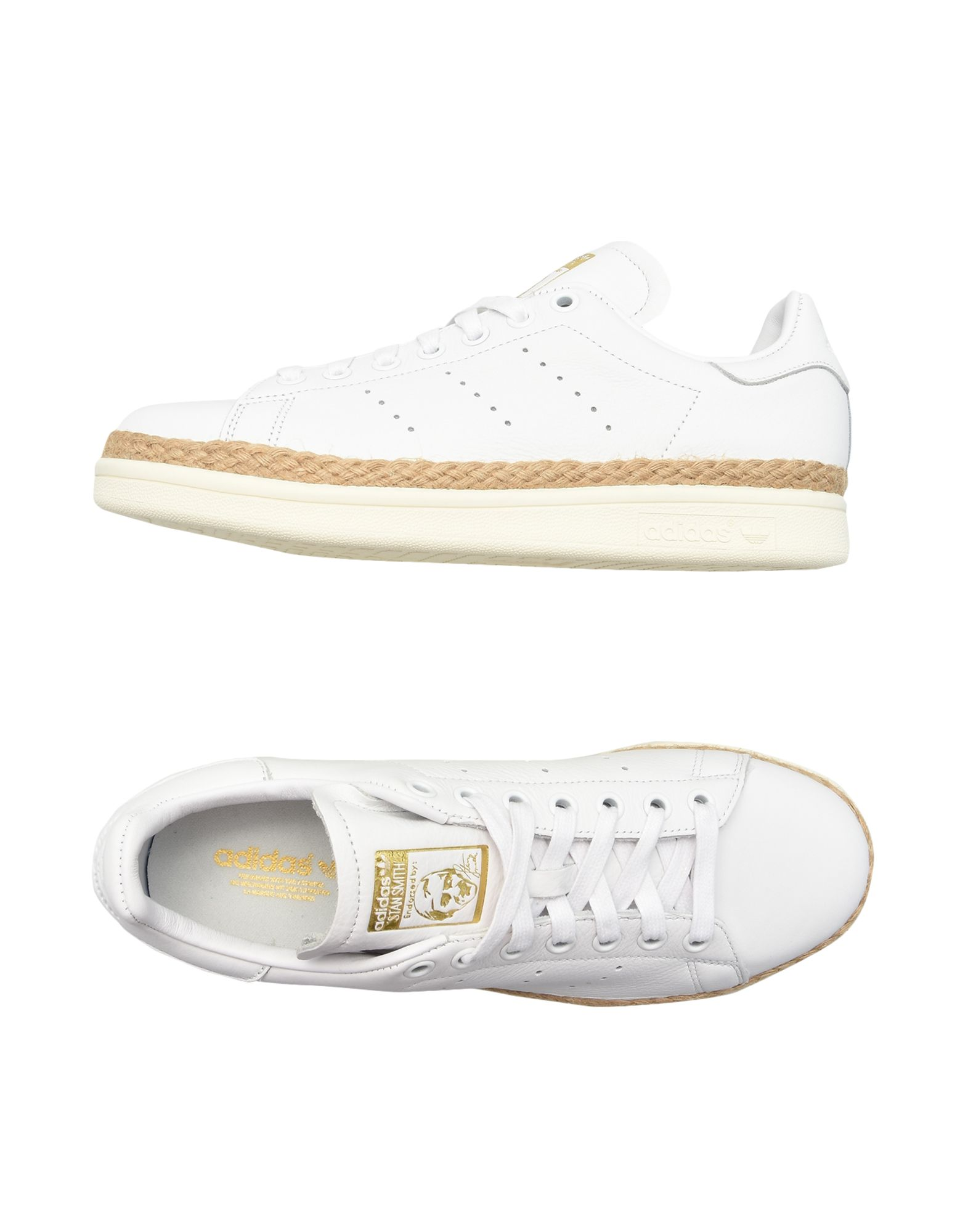 Los zapatos más populares para para para hombres y mujeres Zapatillas Adidas Originals Stan Smith New Bold - Mujer - Zapatillas Adidas Originals  Marfil b17e6e