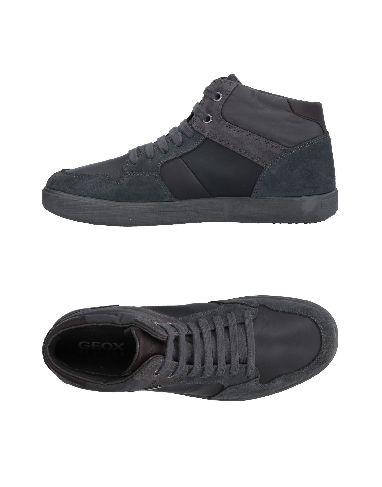 Rabatt echte Schuhe Geox Sneakers Herren  11496748VH