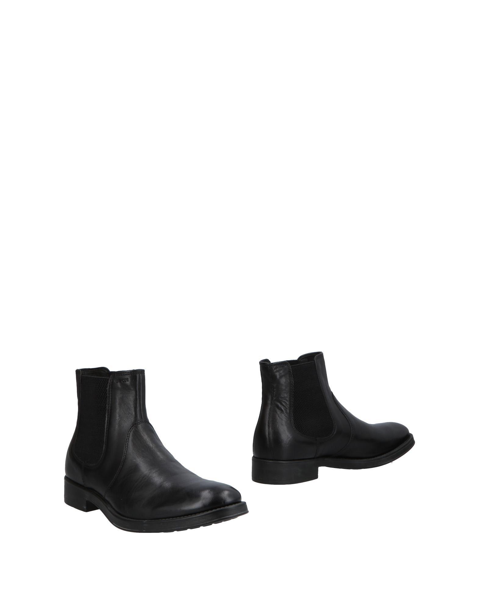 Rabatt echte Schuhe Geox Stiefelette Herren  11496760EC