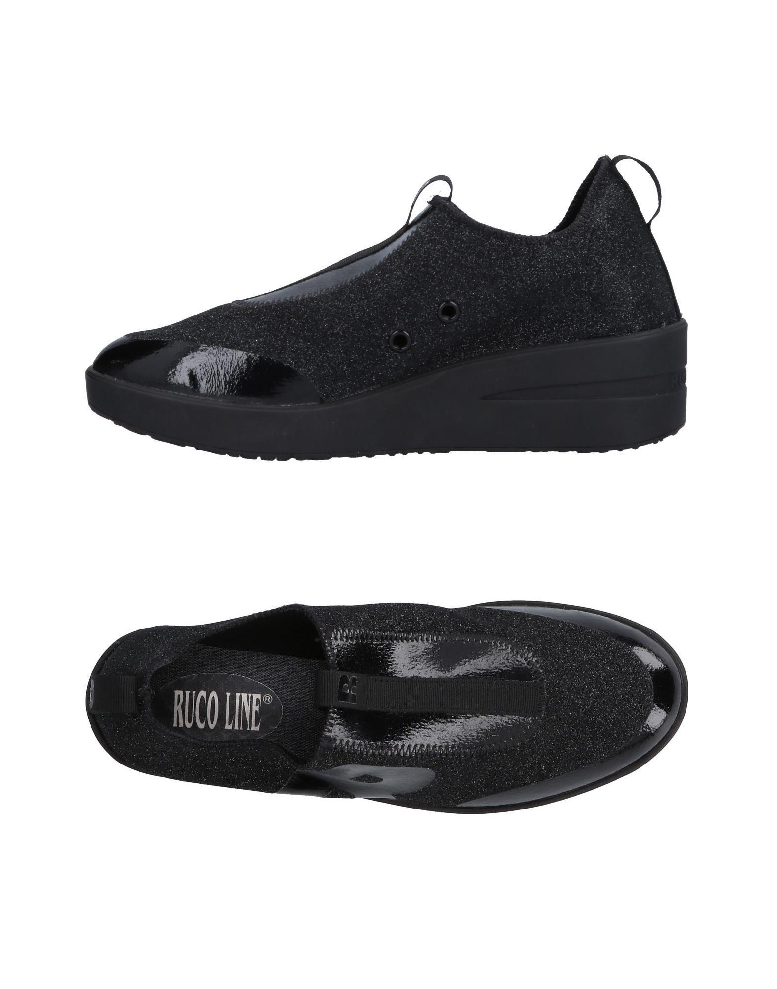 Baskets Ruco Line Femme - Baskets Ruco Line Noir Les chaussures les plus populaires pour les hommes et les femmes
