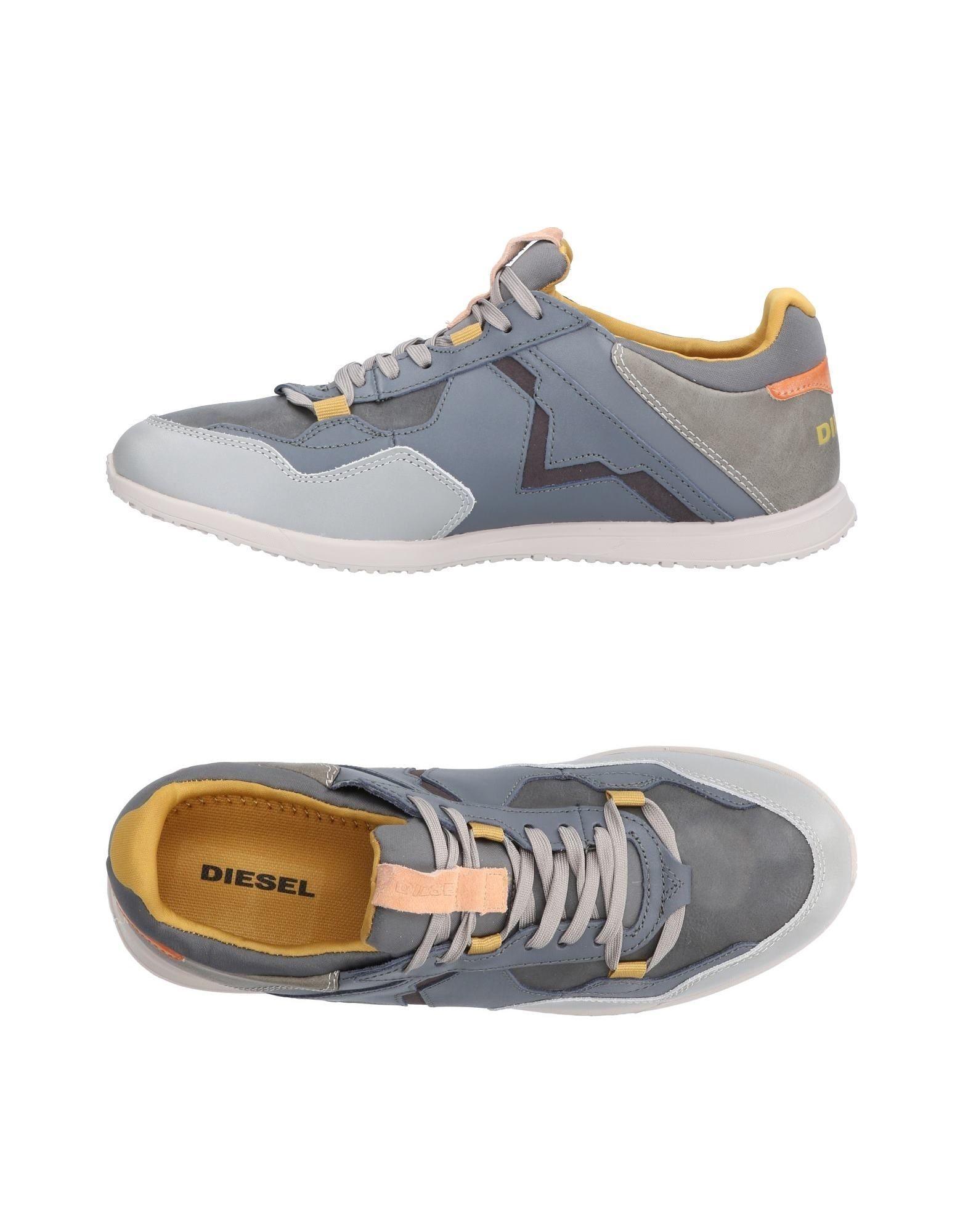 Rabatt echte Schuhe Diesel Sneakers Herren  11496802DJ