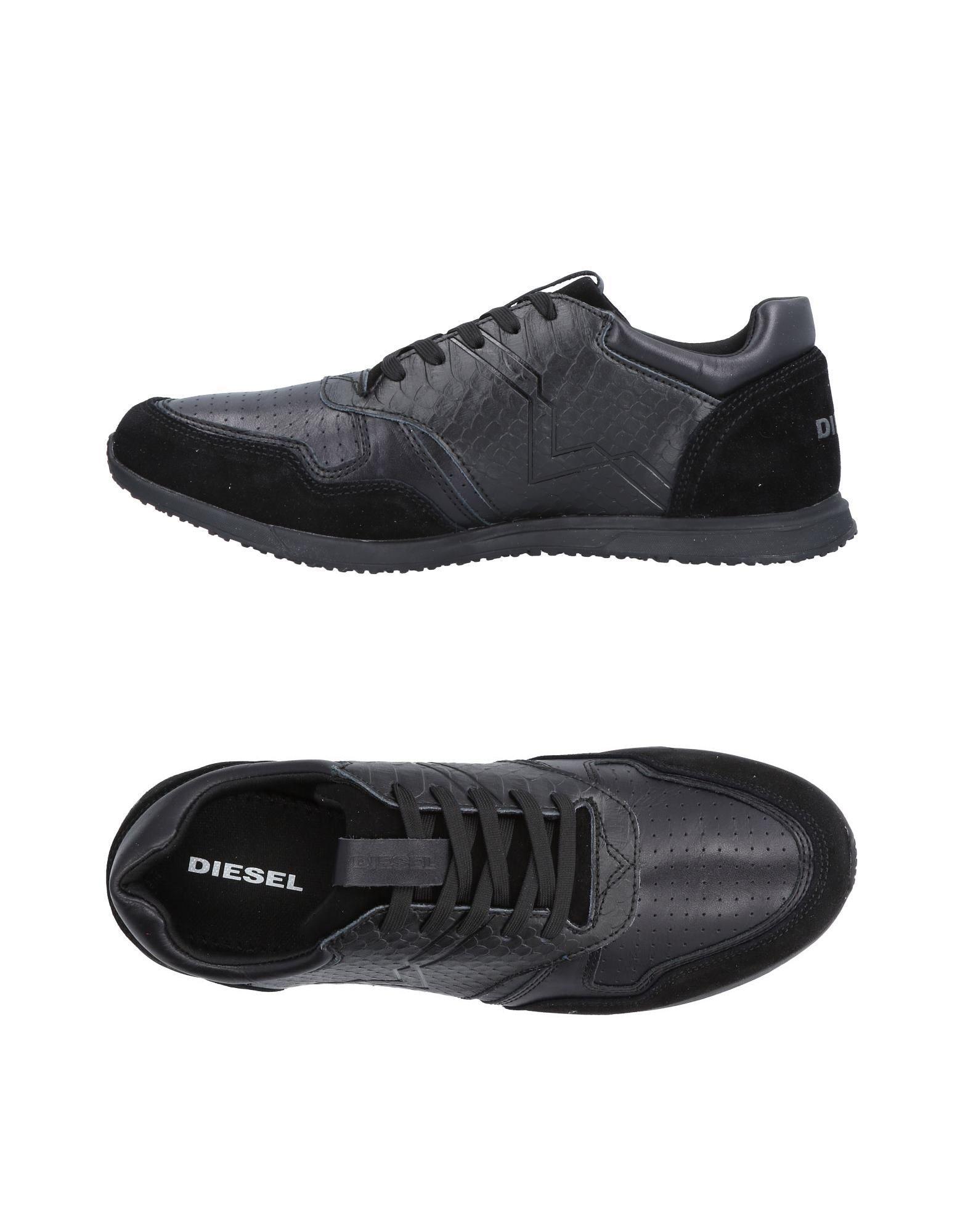 Moda Sneakers Diesel Uomo - 11496804NS