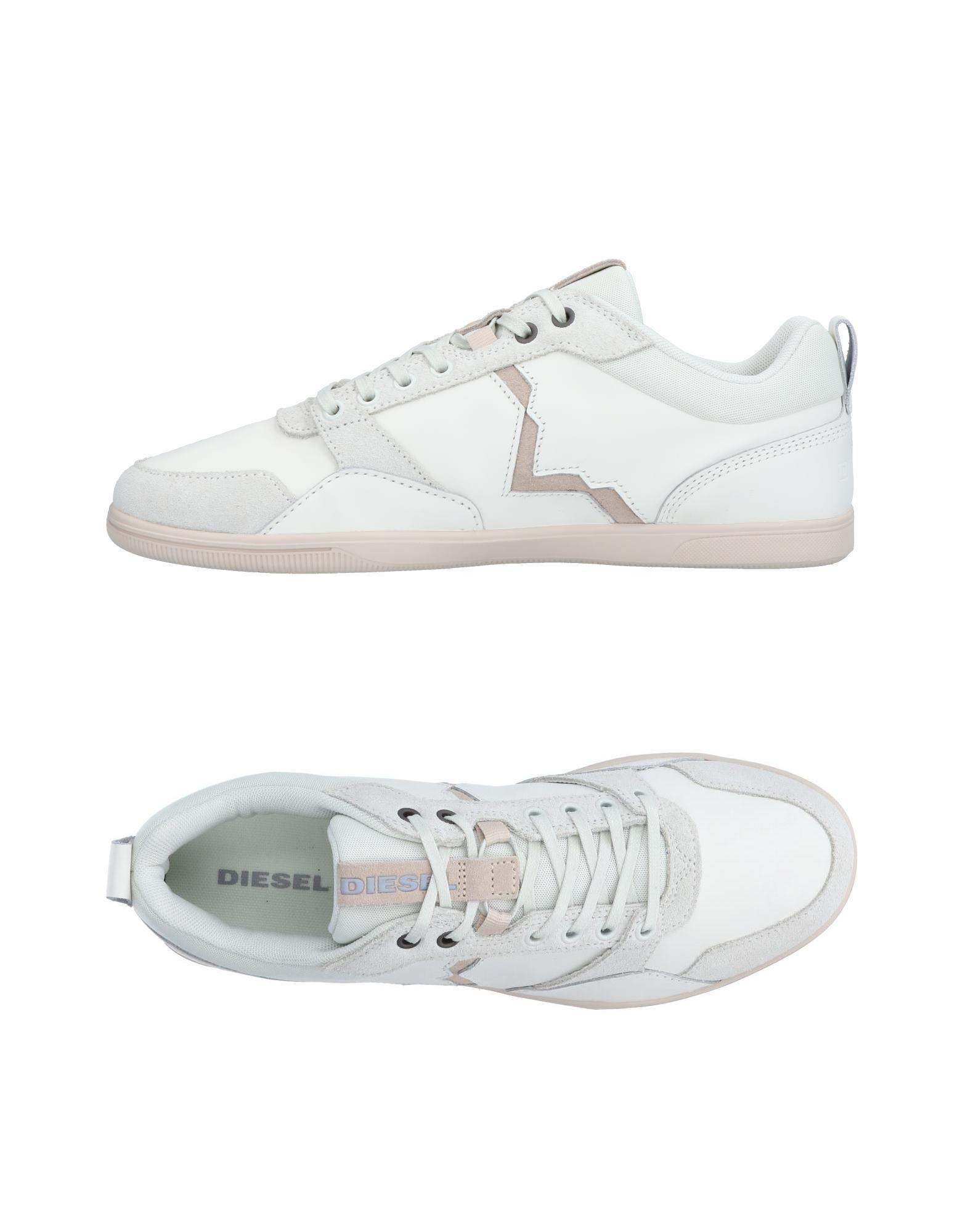 Rabatt echte Schuhe Diesel Sneakers Herren  11496833NP