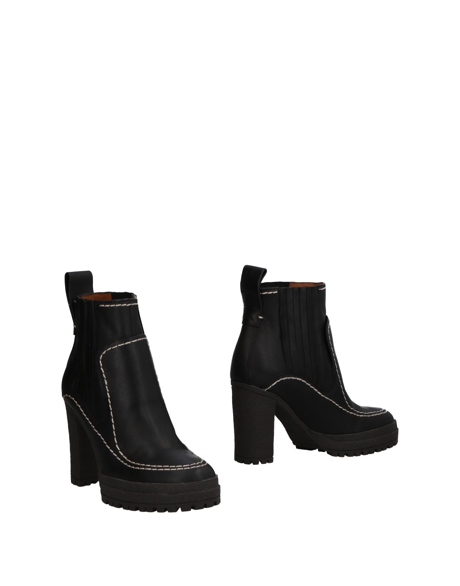 See By Neue Chloé Stiefelette Damen  11496860TI Neue By Schuhe e5c23a