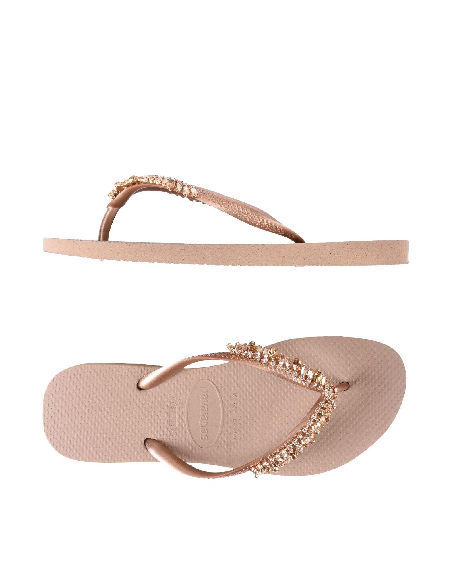 Havaianas Dianetten 11496862COGut Damen  11496862COGut Dianetten aussehende strapazierfähige Schuhe 43230f