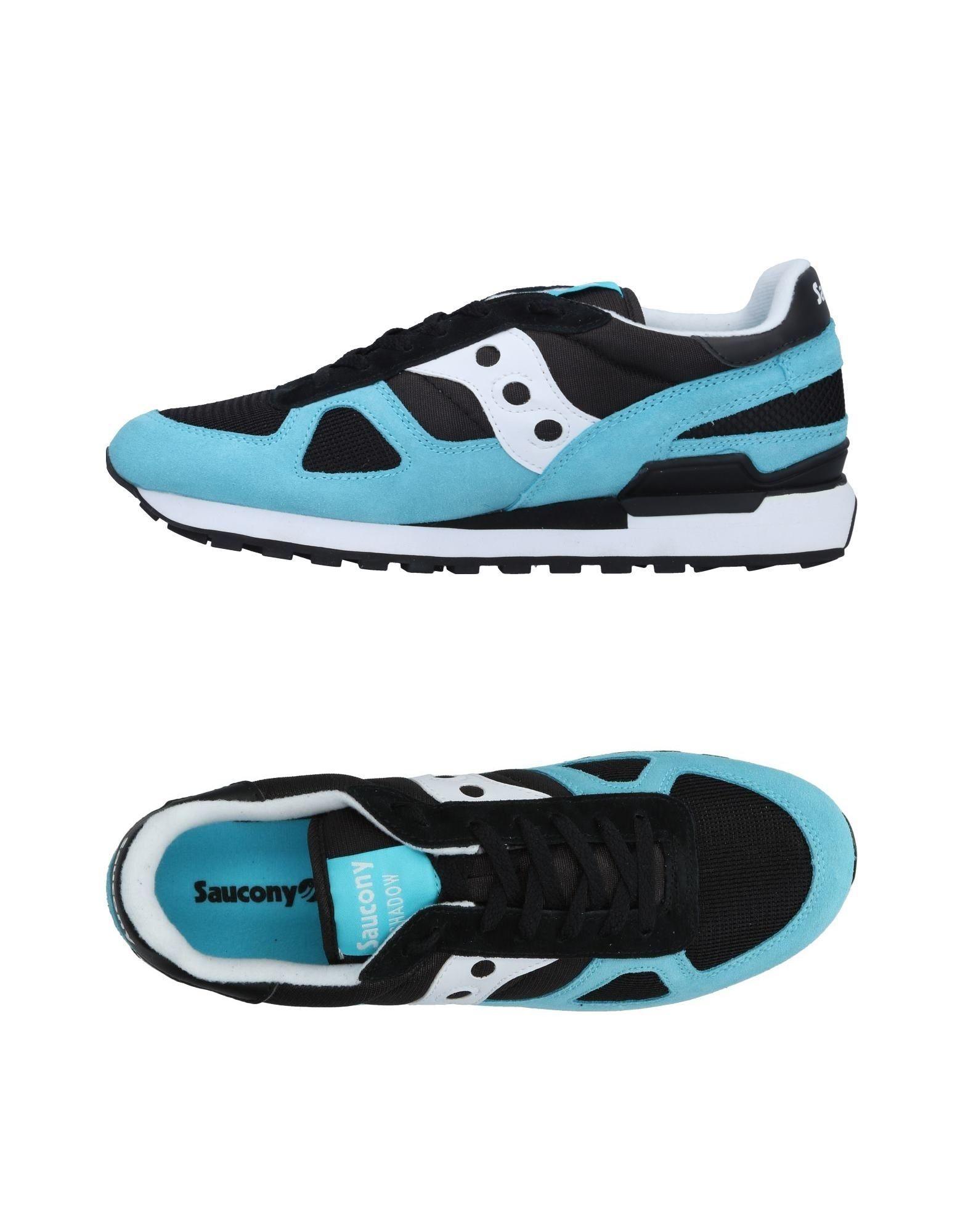 Rabatt echte Schuhe Saucony Sneakers Herren  11496882JC