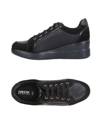 Zapatos Zapatos Zapatos cómodos y versátiles Zapatillas Geox Mujer - Zapatillas Geox - 11496886CX Negro f167d8