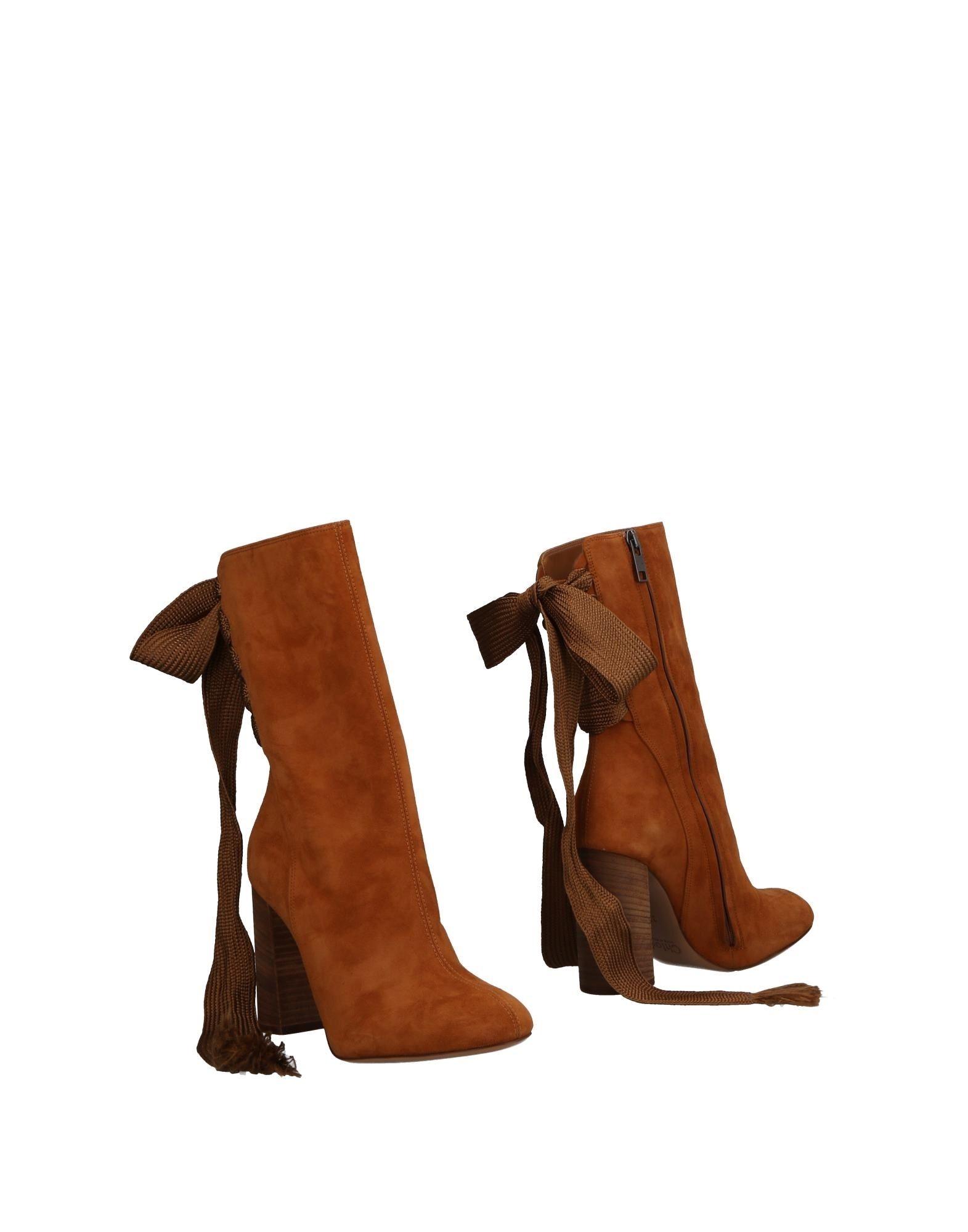 Chloé Stiefelette Damen  11496894MRGünstige gut aussehende Schuhe