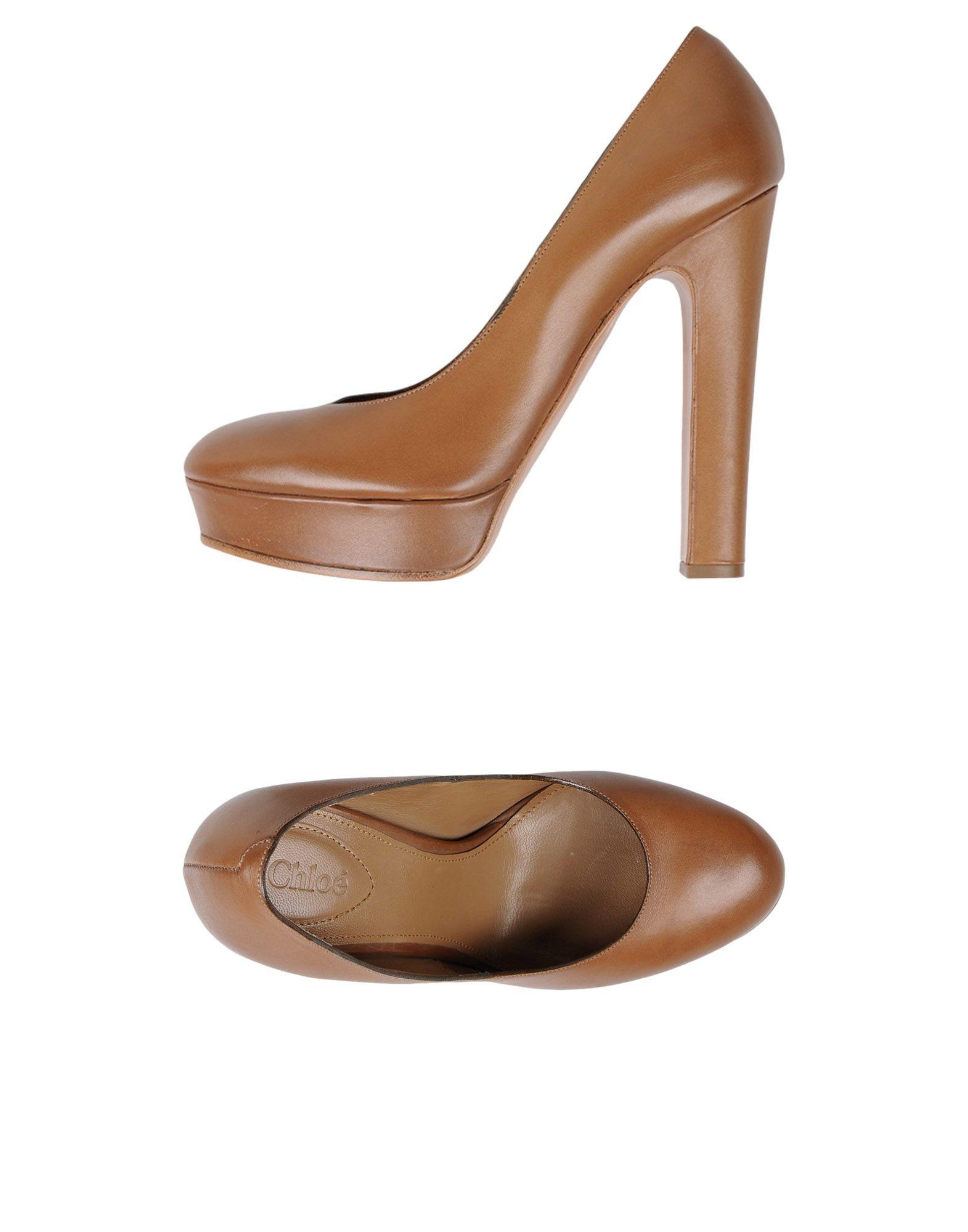 Rabatt Schuhe 11496898RD Chloé Pumps Damen  11496898RD Schuhe 5eaa35