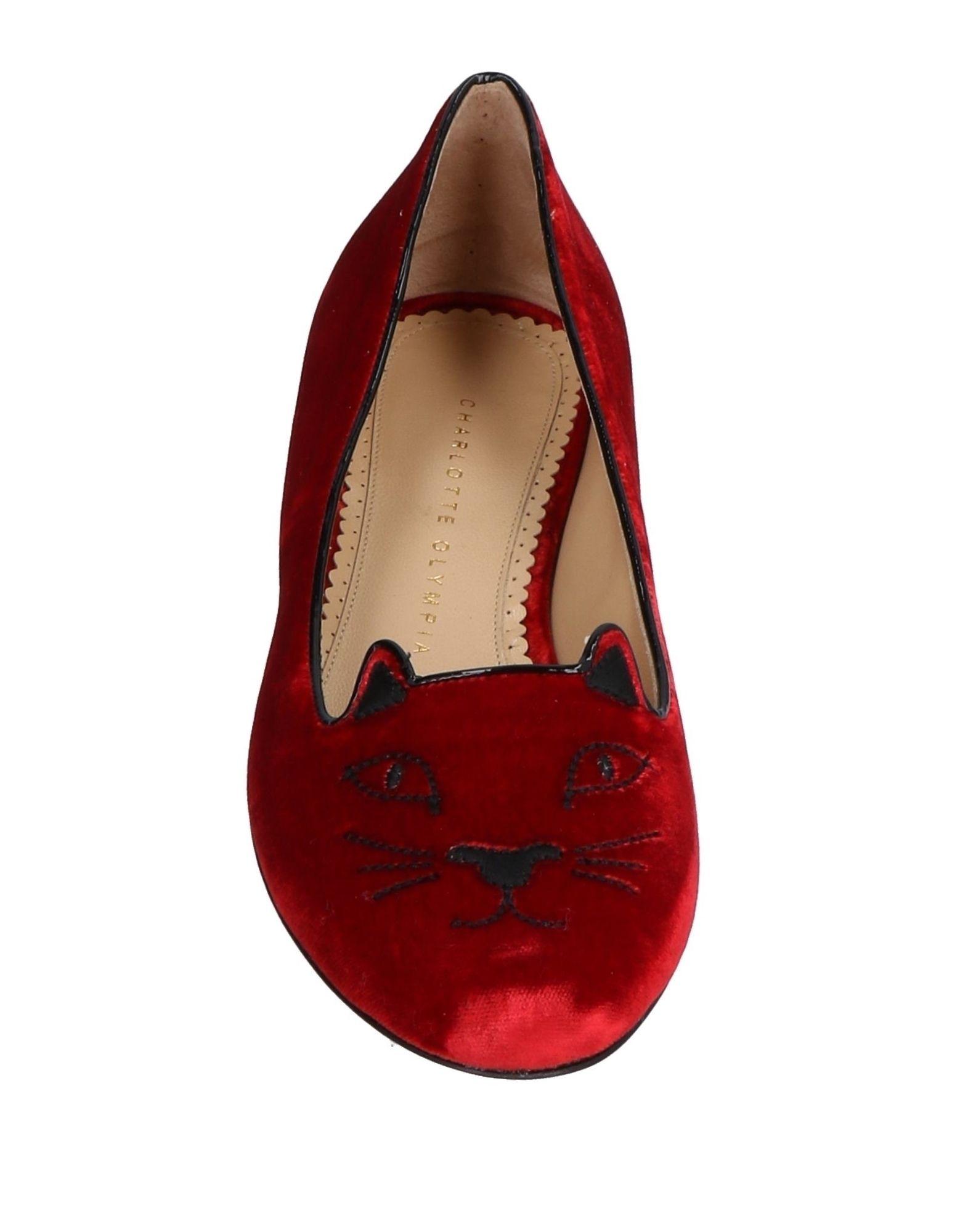 Charlotte Olympia Ballerinas Damen  Schuhe 11496934WOGut aussehende strapazierfähige Schuhe  7f736b