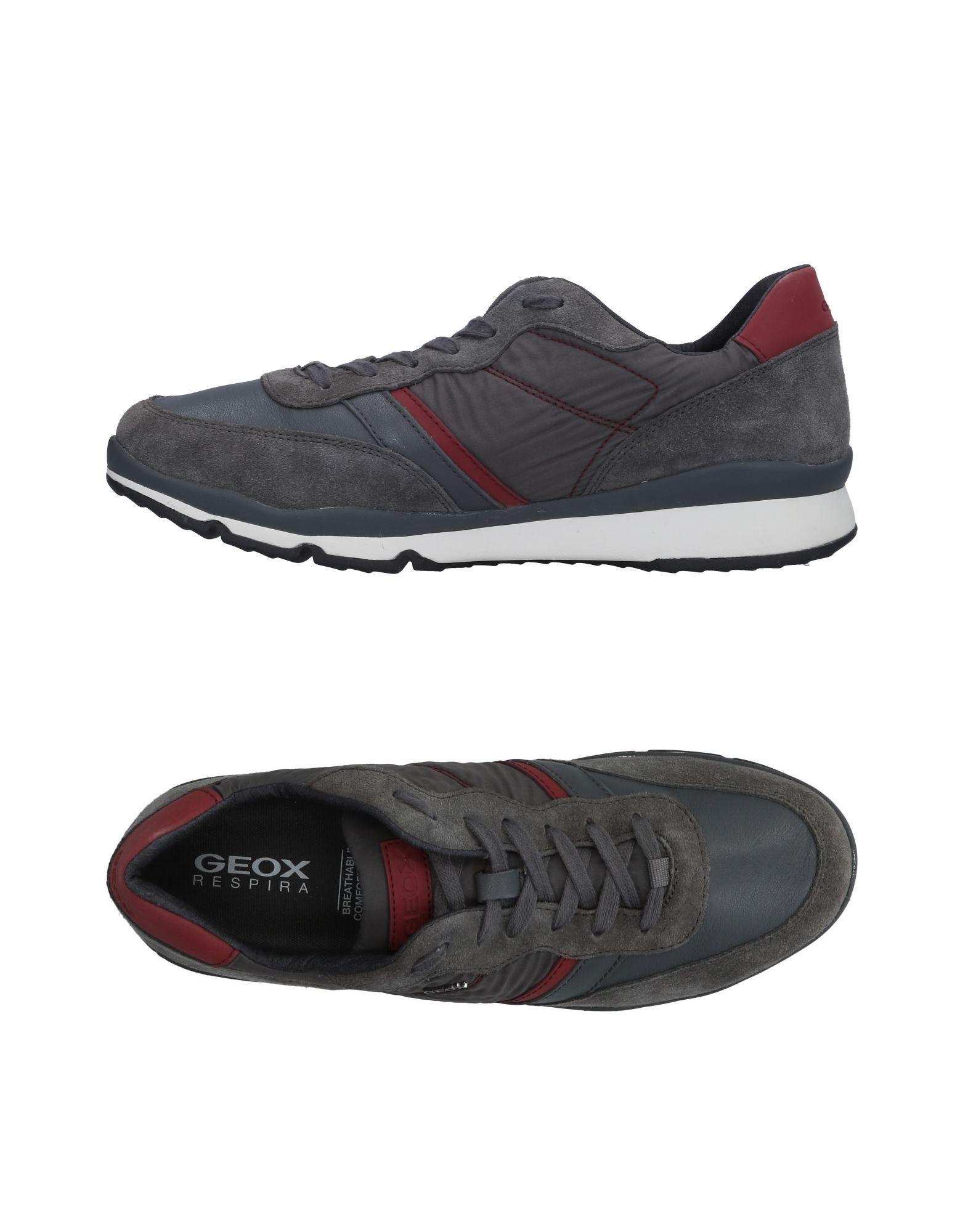 Sneakers Geox Homme - Sneakers Geox  Bleu foncé Confortable et belle