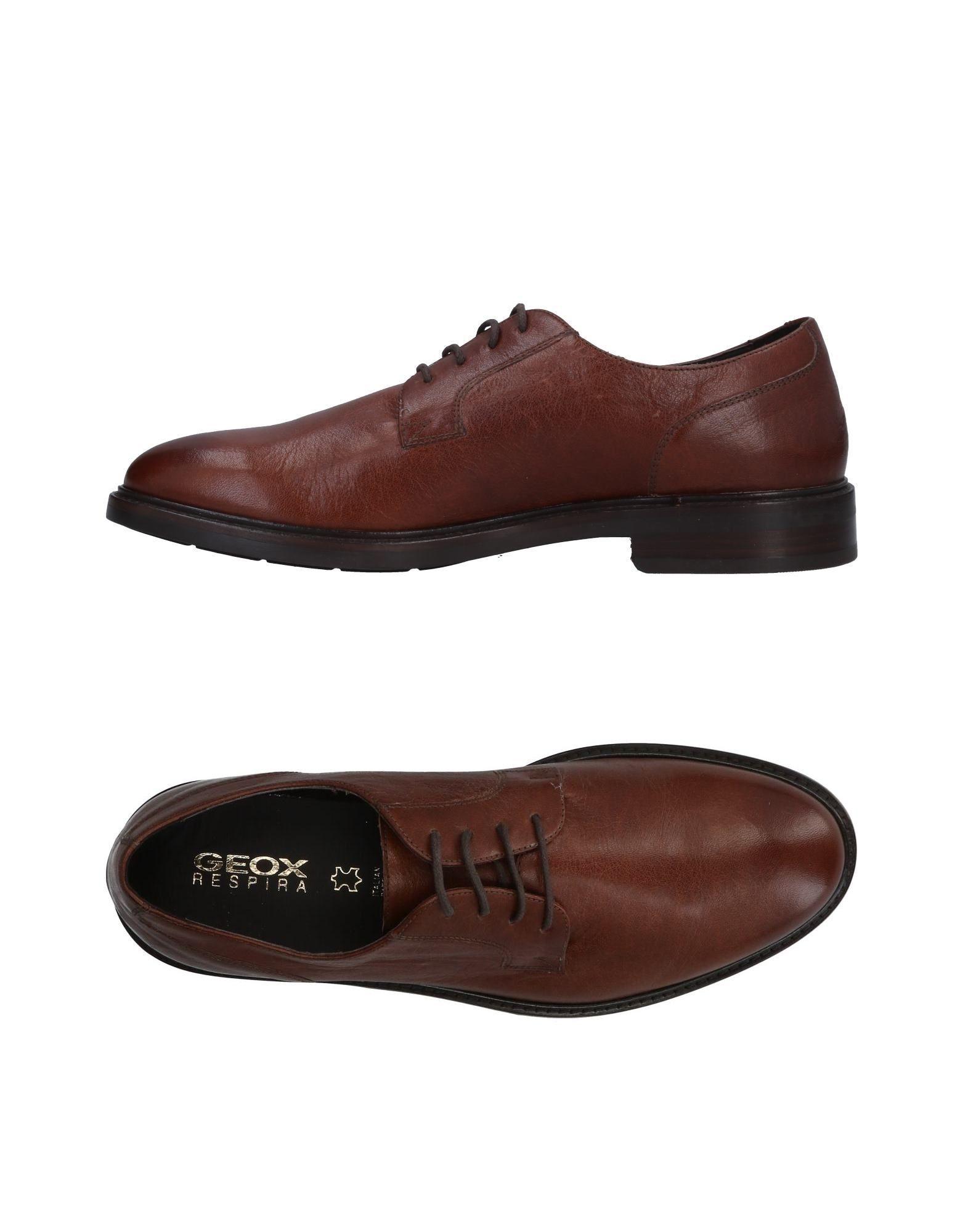 Geox Schnürschuhe 11496978AV Herren  11496978AV Schnürschuhe Heiße Schuhe f00adf