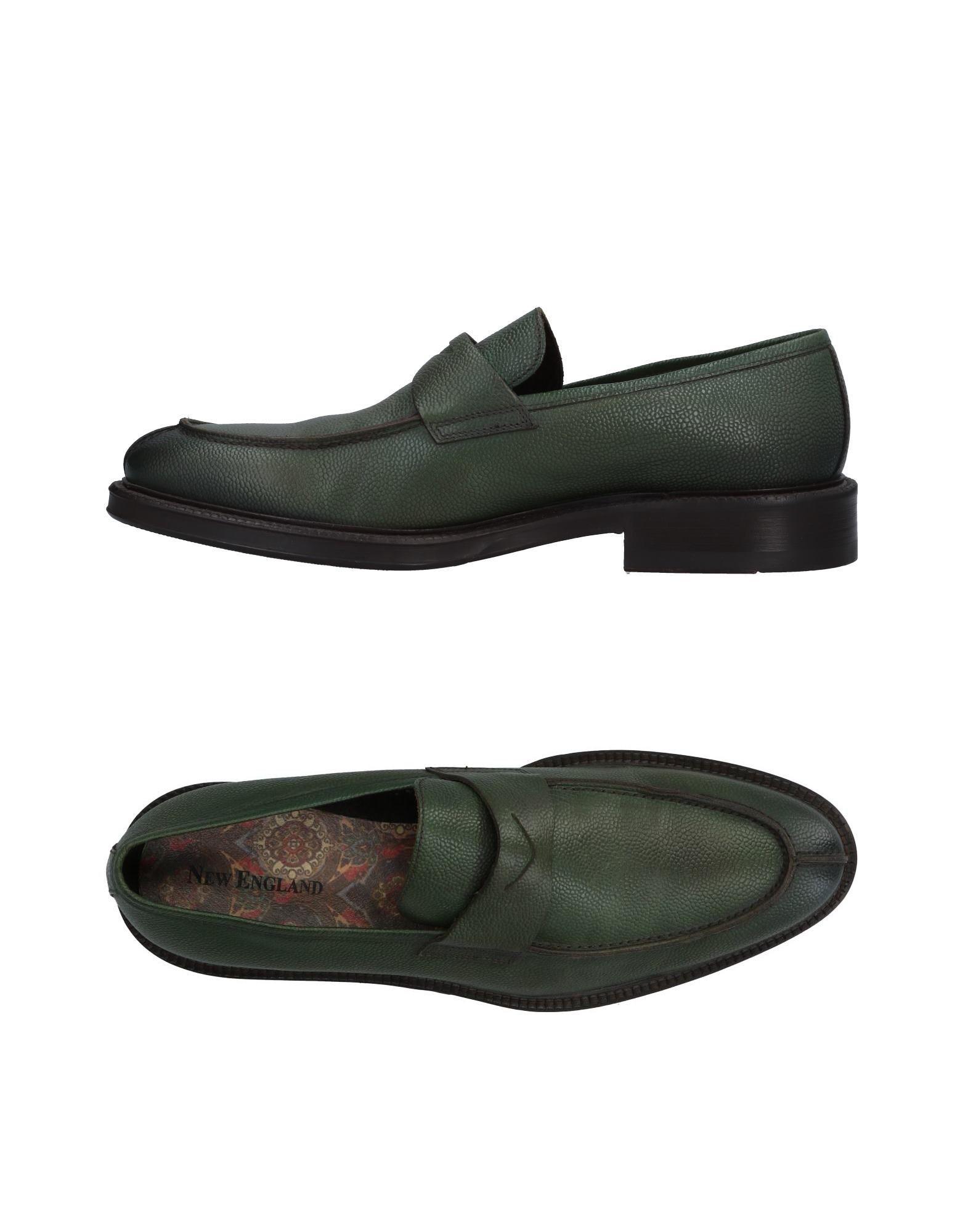 Rabatt echte Schuhe New England Mokassins Herren  11497008WB