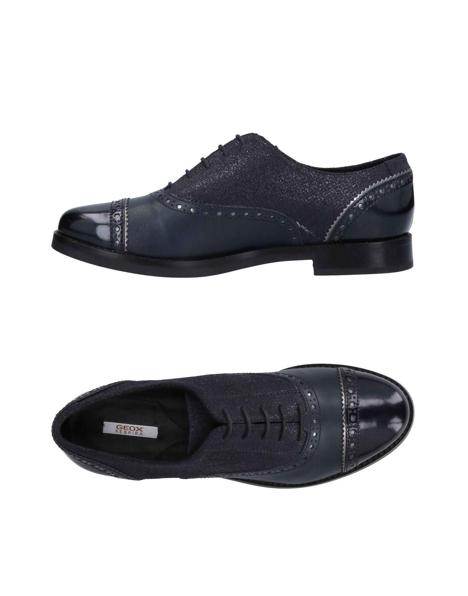 Geox Schnürschuhe Damen  11497011UB Gute Qualität beliebte Schuhe