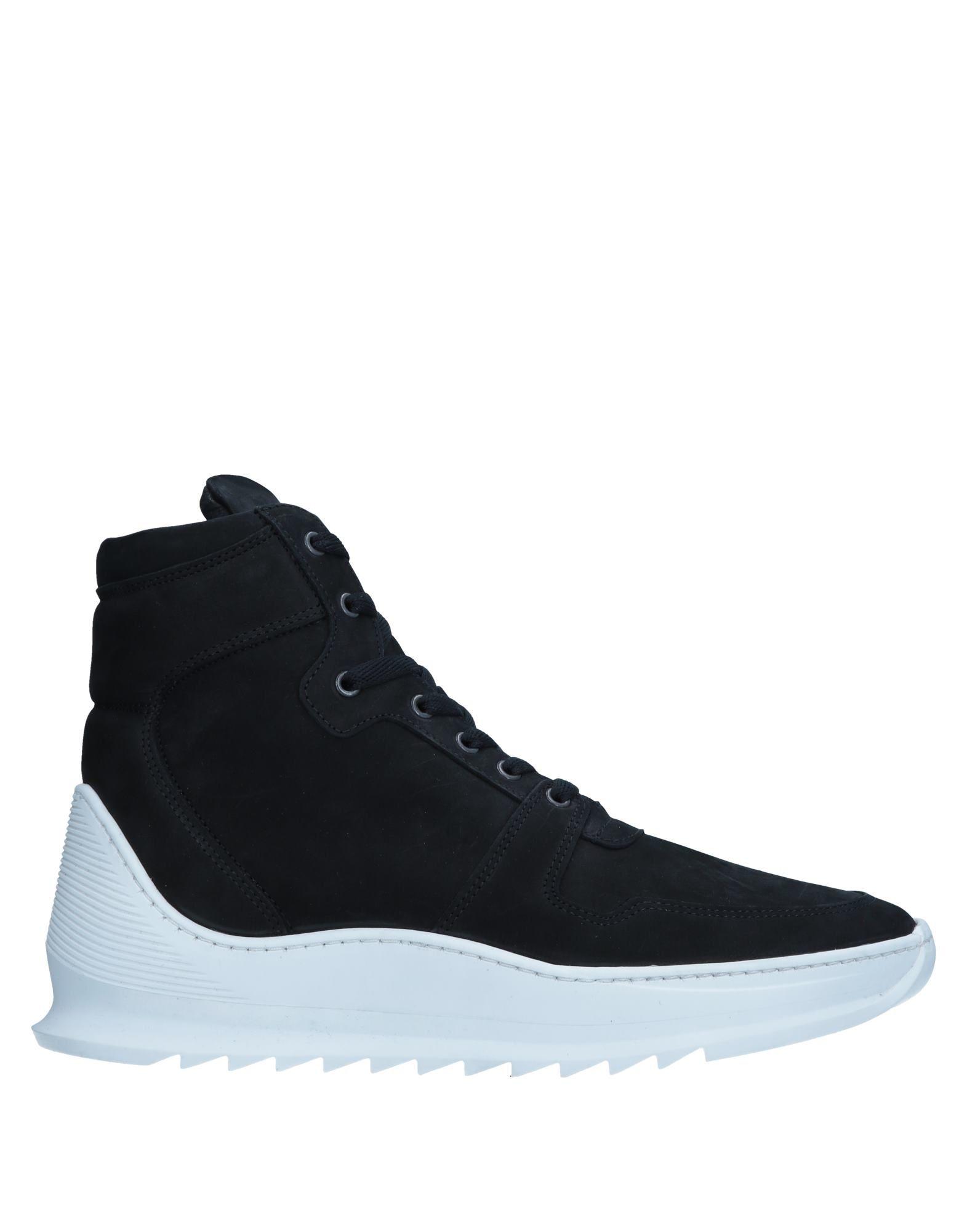Sneakers Filling Pieces Homme - Sneakers Filling Pieces  Noir Super rabais