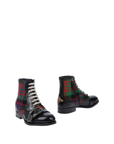109689c86c6 GUCCI Ankle boot - Footwear | YOOX.COM