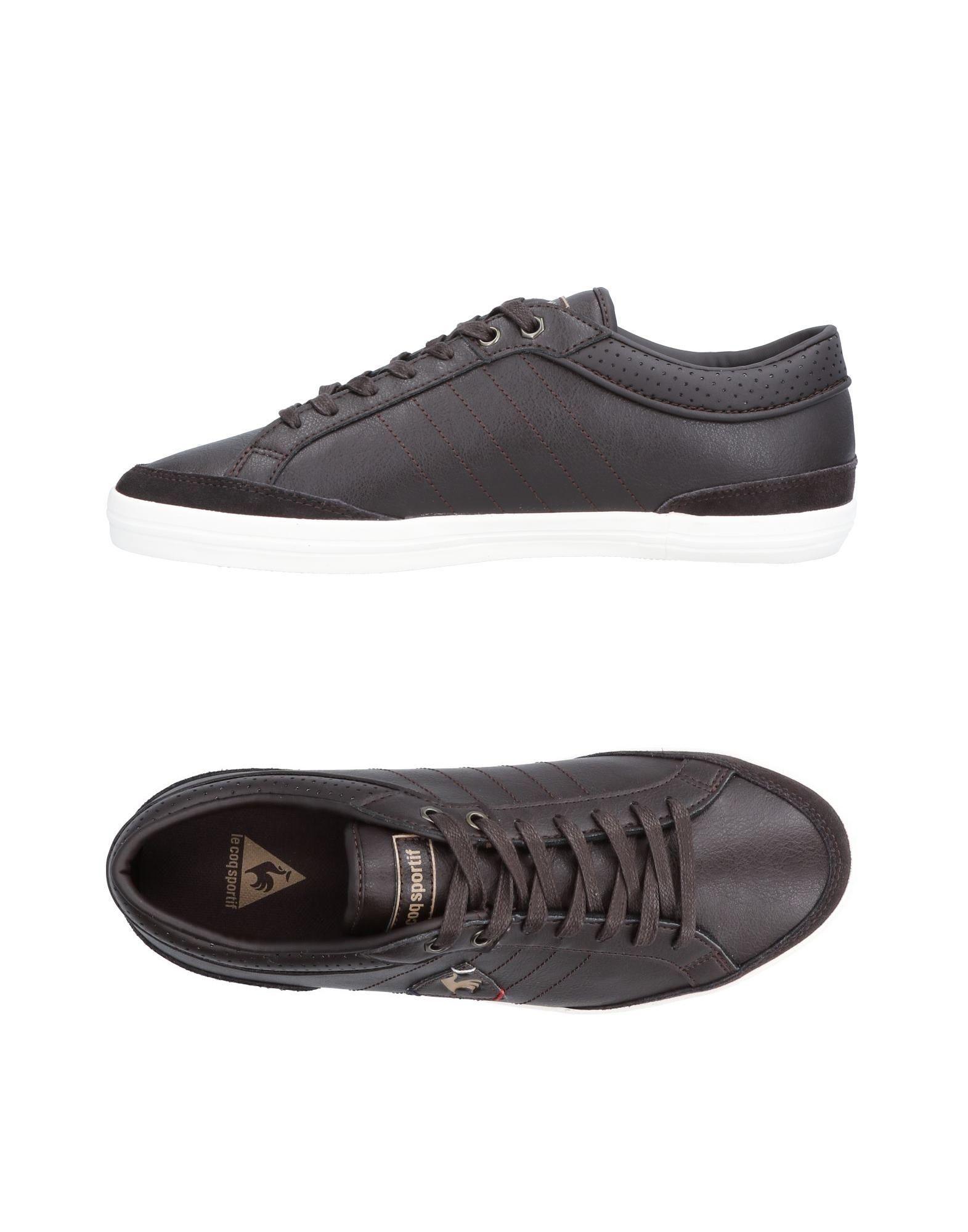 Sneakers Le Coq Sportif Homme - Sneakers Le Coq Sportif  Moka Nouvelles chaussures pour hommes et femmes, remise limitée dans le temps