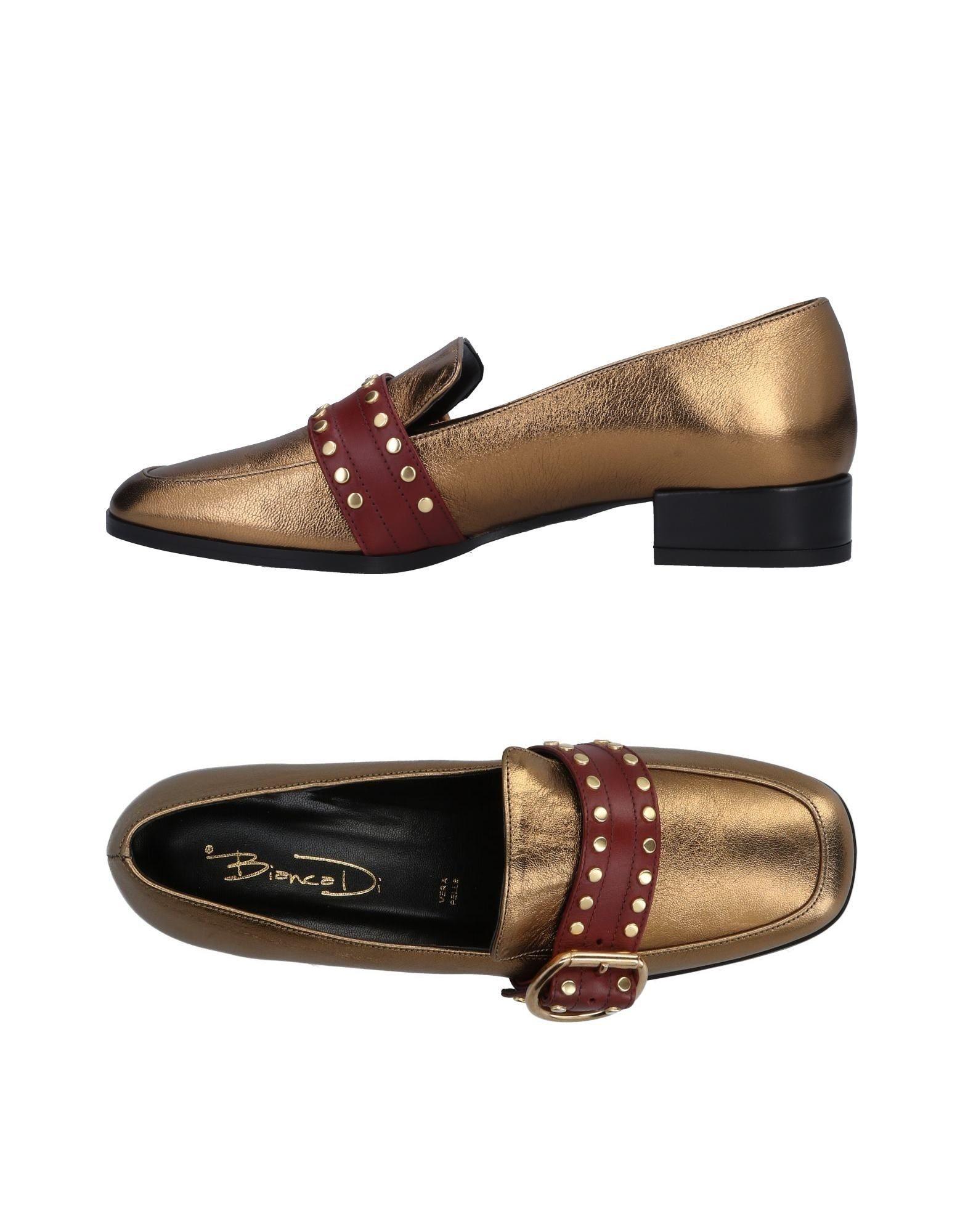 Bianca Di Mokassins Qualität Damen  11497152WJ Gute Qualität Mokassins beliebte Schuhe 2b6995