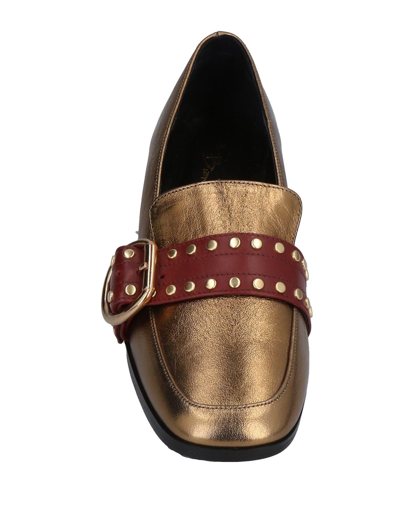 Bianca Di Mokassins Qualität Damen  11497152WJ Gute Qualität Mokassins beliebte Schuhe d57d1a