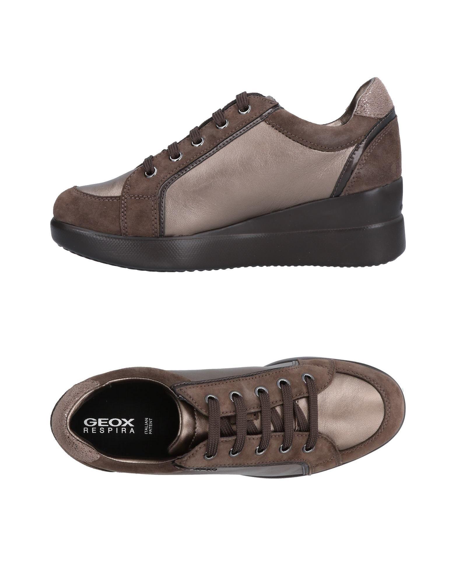 Caqui Zapatillas Geox Mujer - Zapatillas Geox Geox Geox 8b5ed1