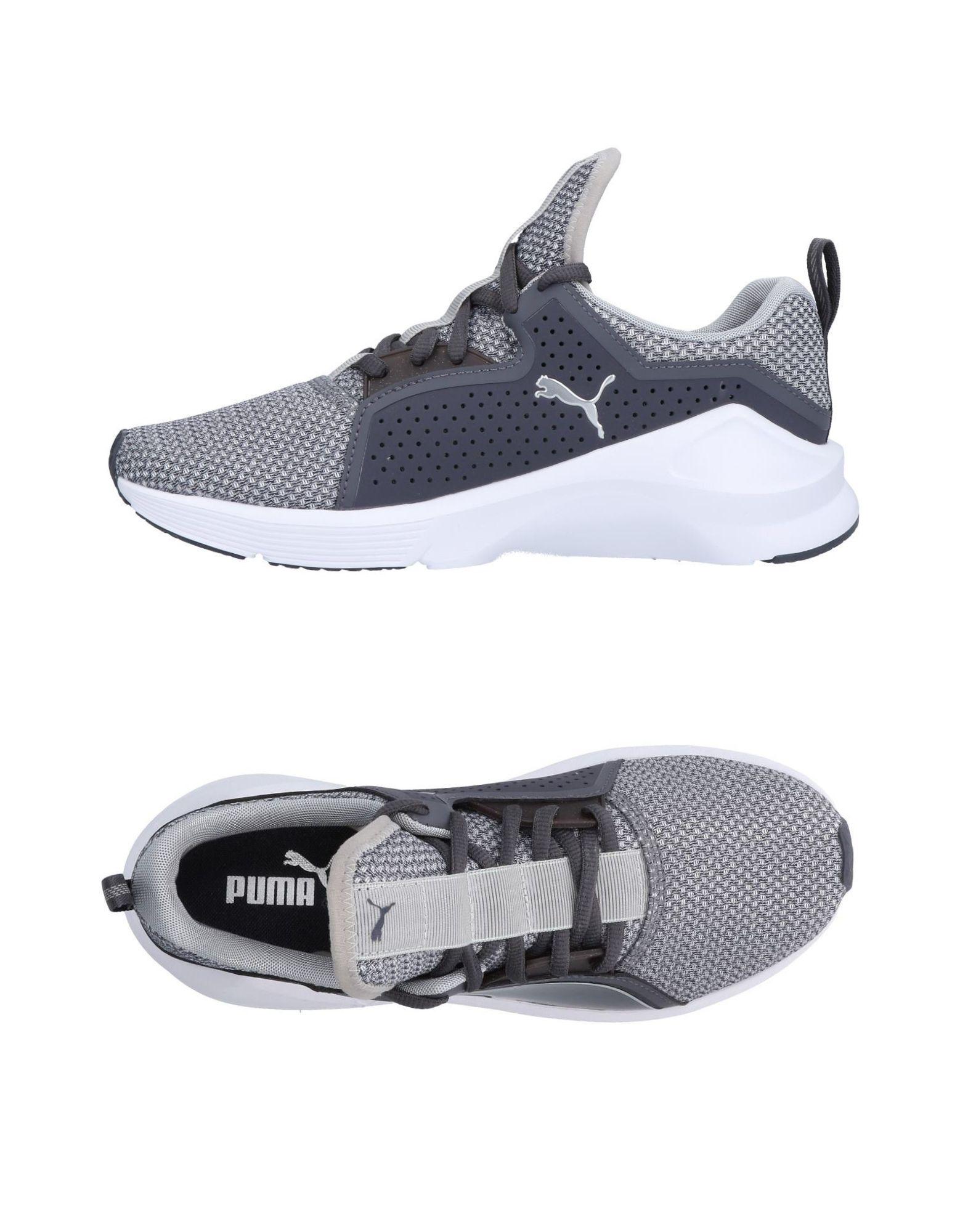 Baskets Puma Femme - Baskets pour Puma Gris Nouvelles chaussures pour Baskets hommes et femmes, remise limitée dans le temps 084e0f
