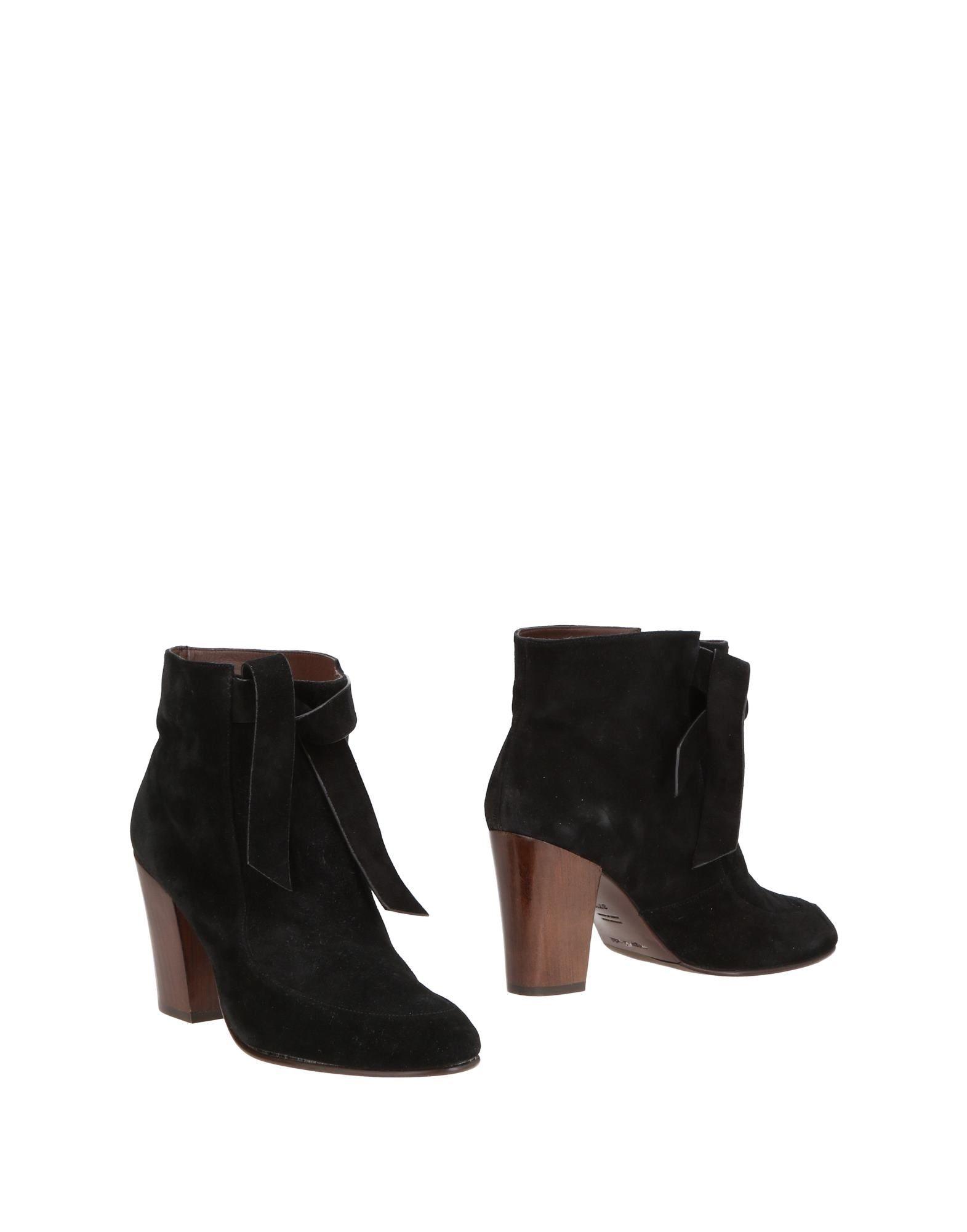 Stilvolle billige Schuhe Damen Megumi Ochi Stiefelette Damen Schuhe  11497169DQ 217123