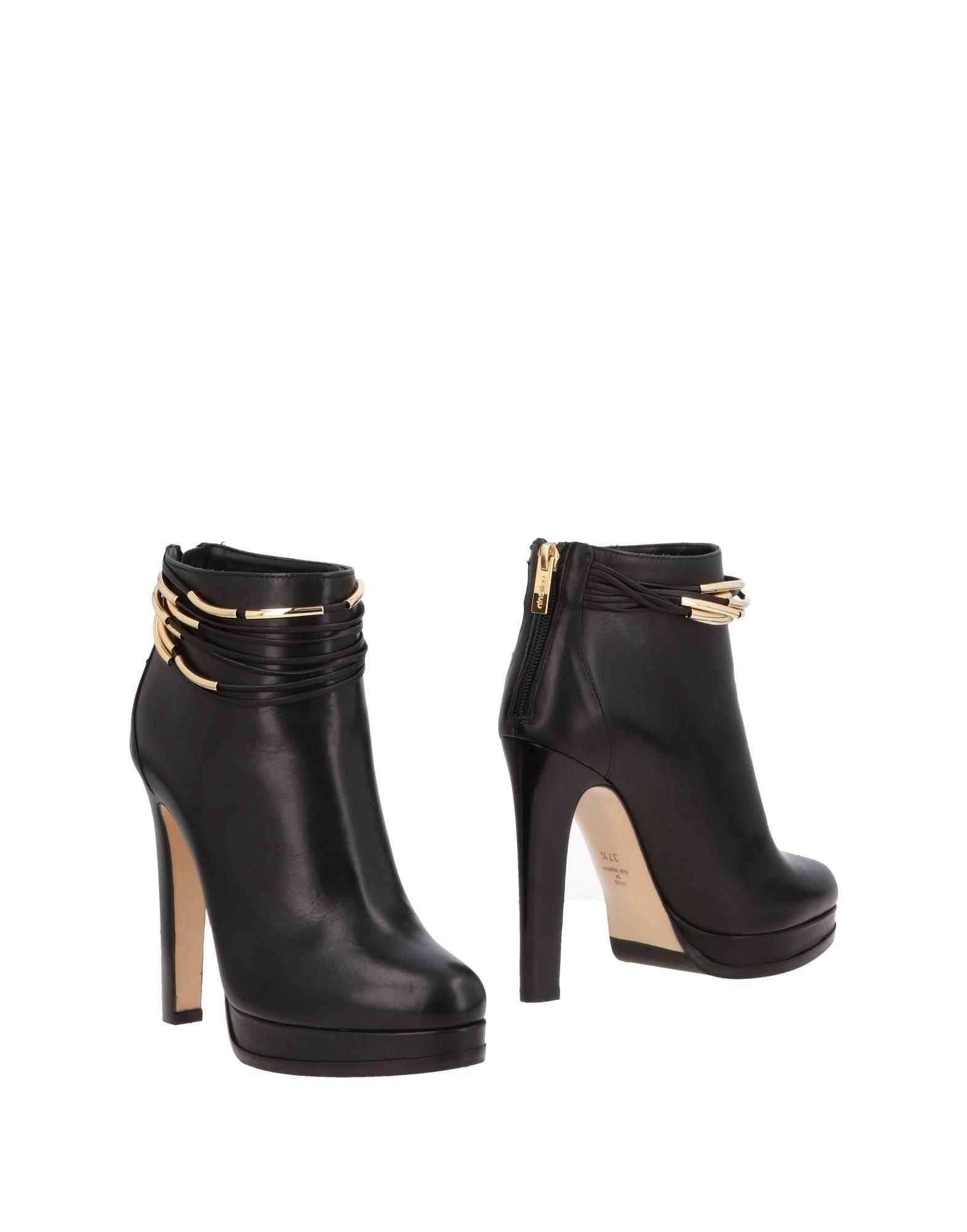 Haltbare Mode billige Schuhe Ninalilou Stiefelette Damen  11497171JQ Heiße Schuhe