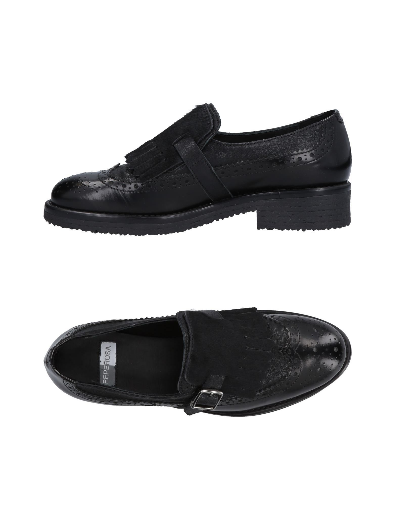 Haltbare Mode billige Schuhe Peperosa Mokassins Damen  11497211EU Heiße Schuhe