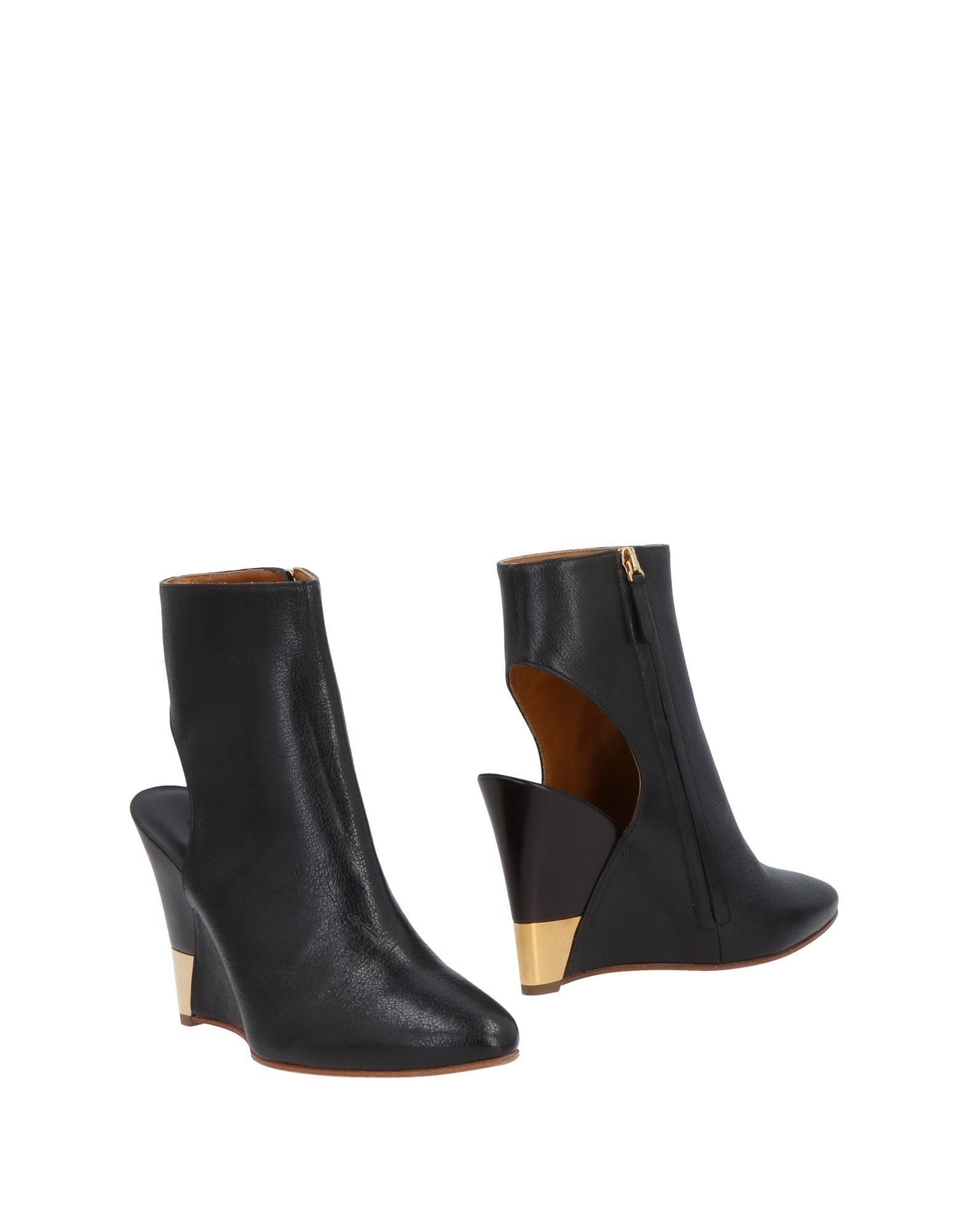 Chloé Ankle Boot Boots - Women Chloé Ankle Boots Boot online on  Australia - 11497302CG e95e0c
