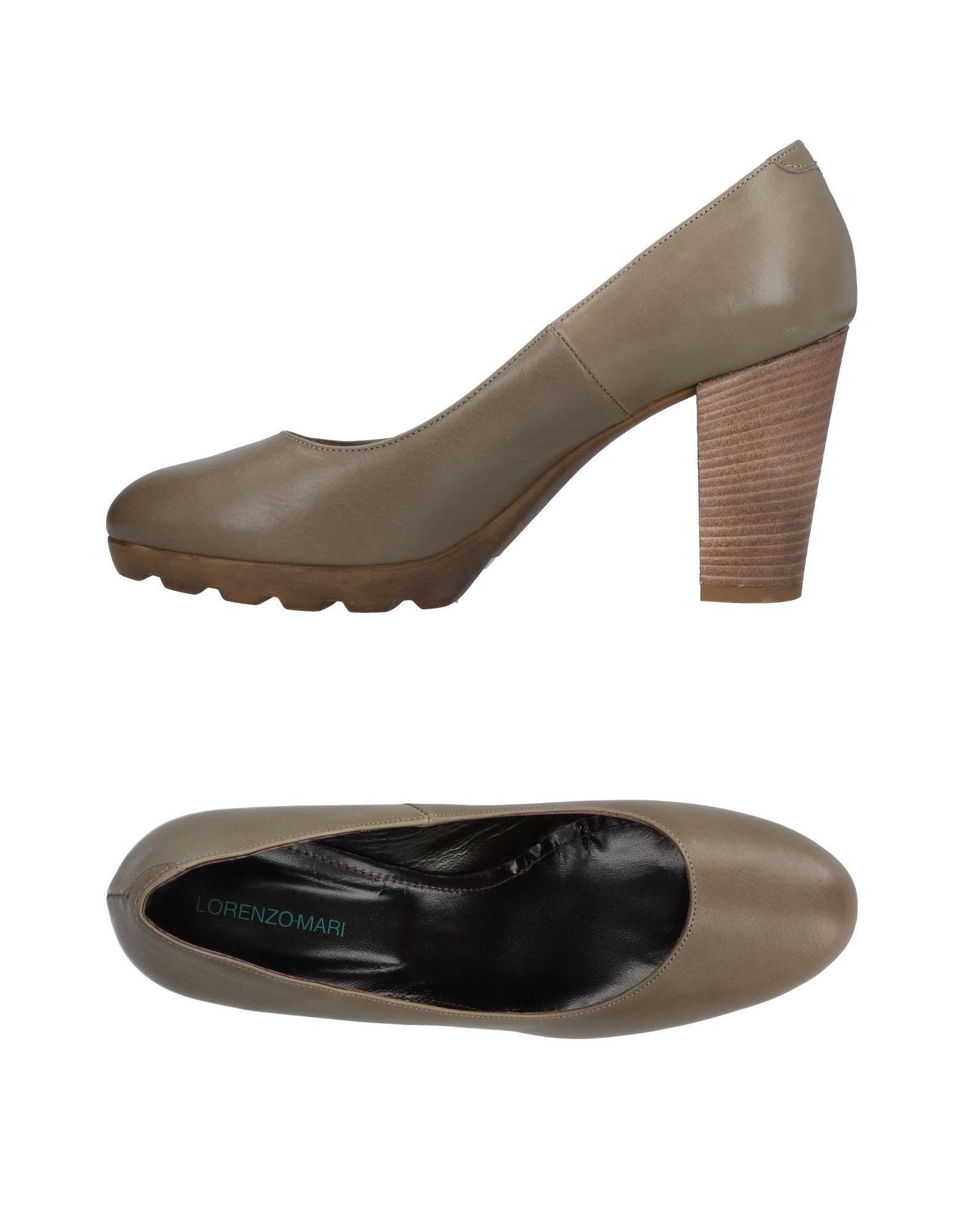 Lorenzo Mari Gute Pumps Damen  11497323RD Gute Mari Qualität beliebte Schuhe b30199