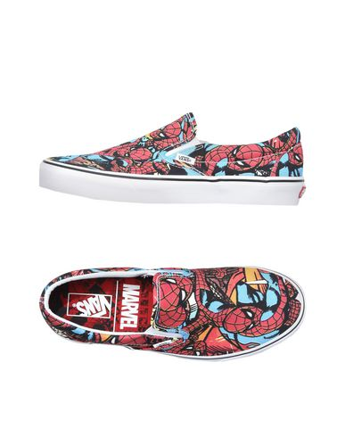 Vans Marvel Classic Slip-On - Sneakers - Men Vans Sneakers online on ... f60196c93