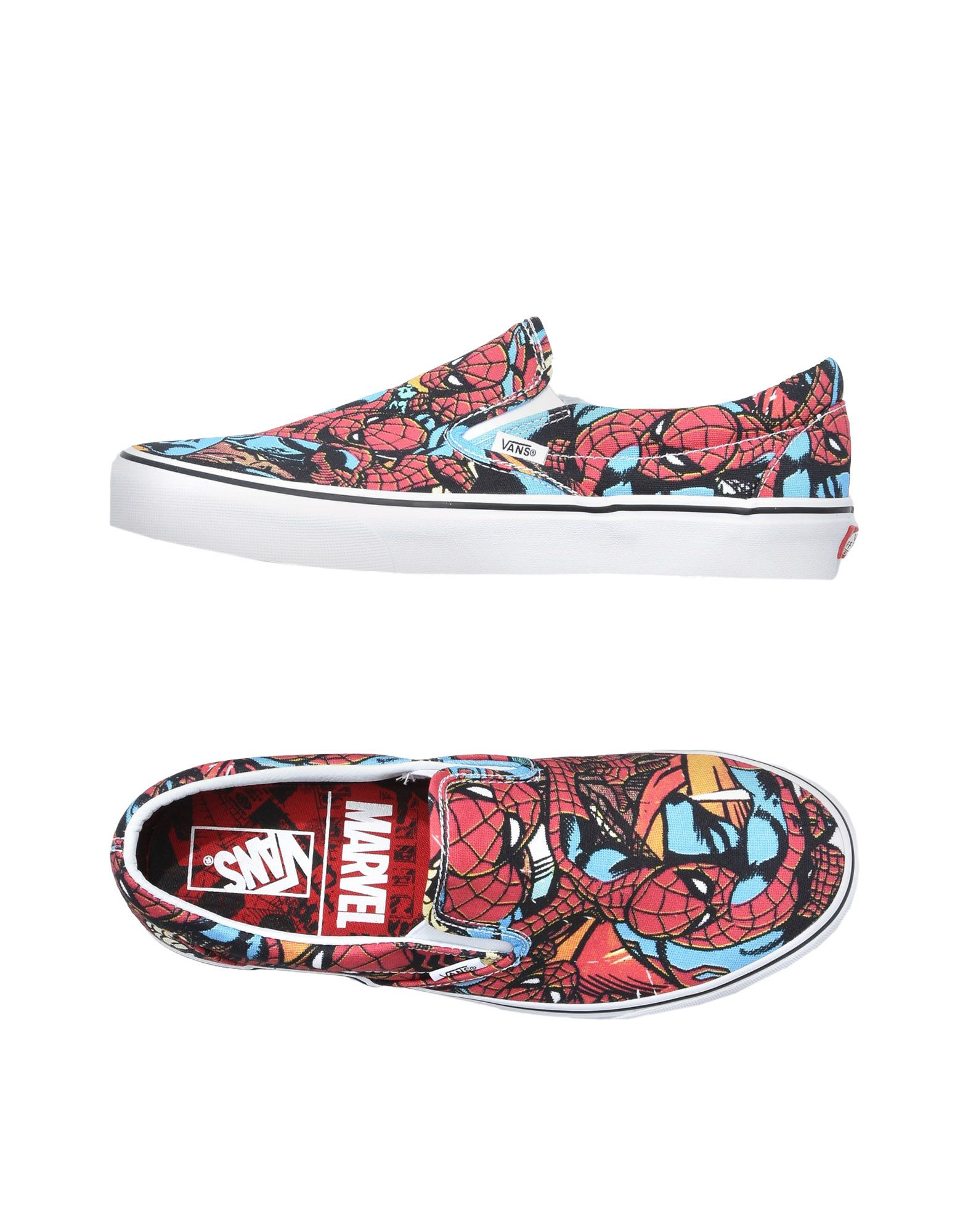 Sneakers Vans Marvel Classic Slip-On - Uomo - 11497325RS
