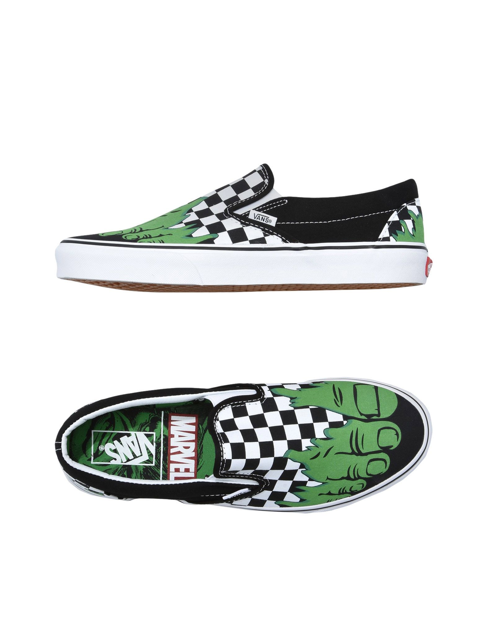 Rabatt echte Slip Schuhe Vans Marvel Classic Slip echte 11497334XJ dcea94