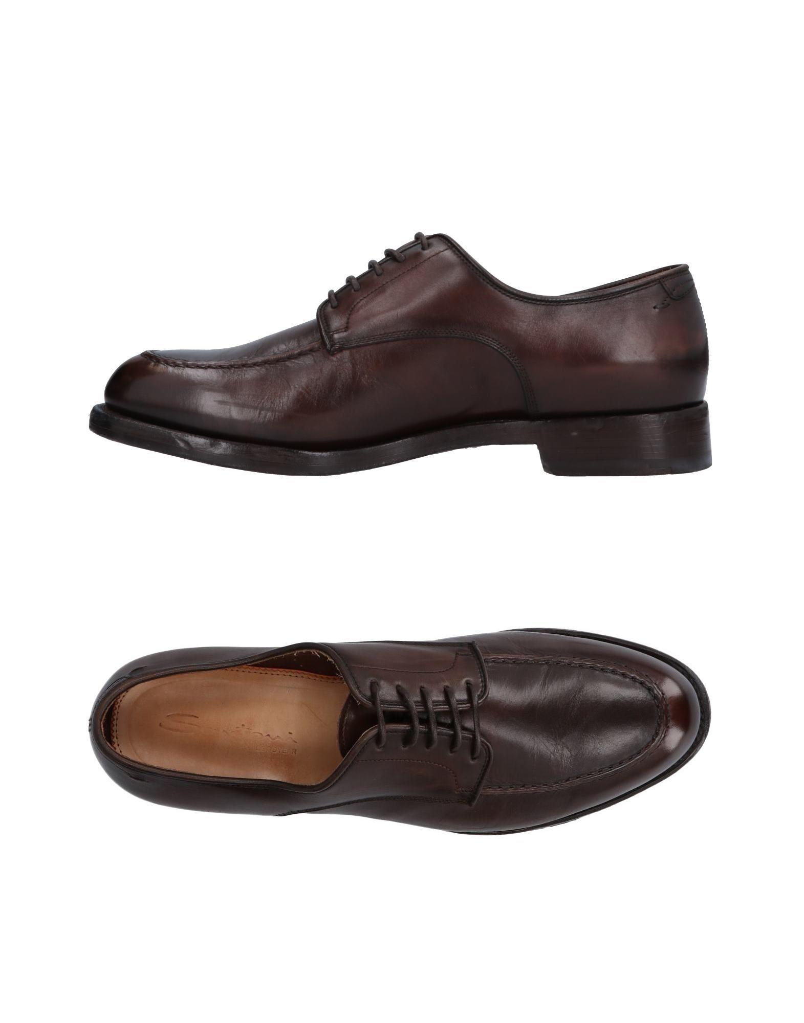 Santoni Schnürschuhe Herren  11497373NQ Gute Qualität beliebte Schuhe