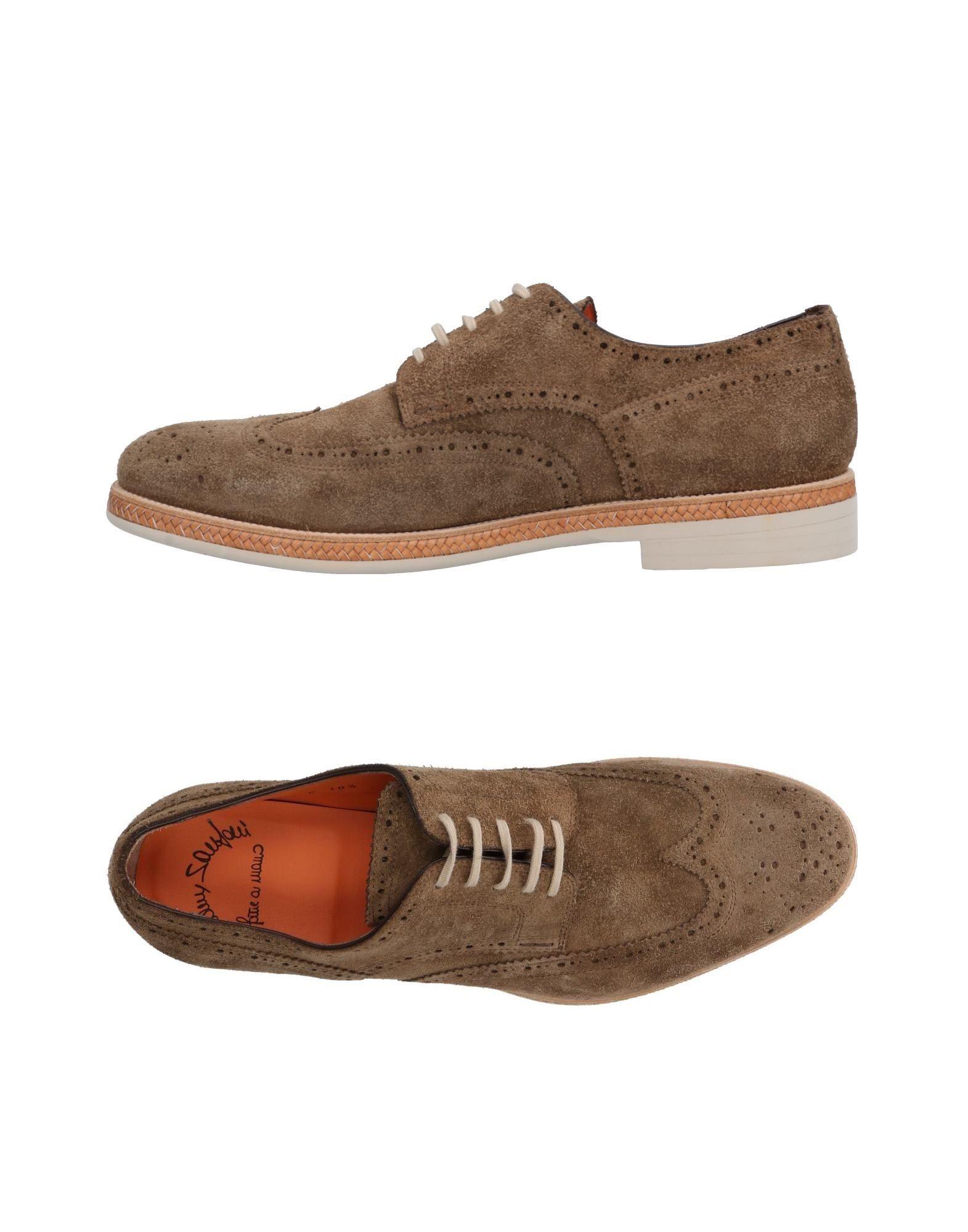 Santoni Schnürschuhe Herren  11497388HT Gute Qualität beliebte Schuhe