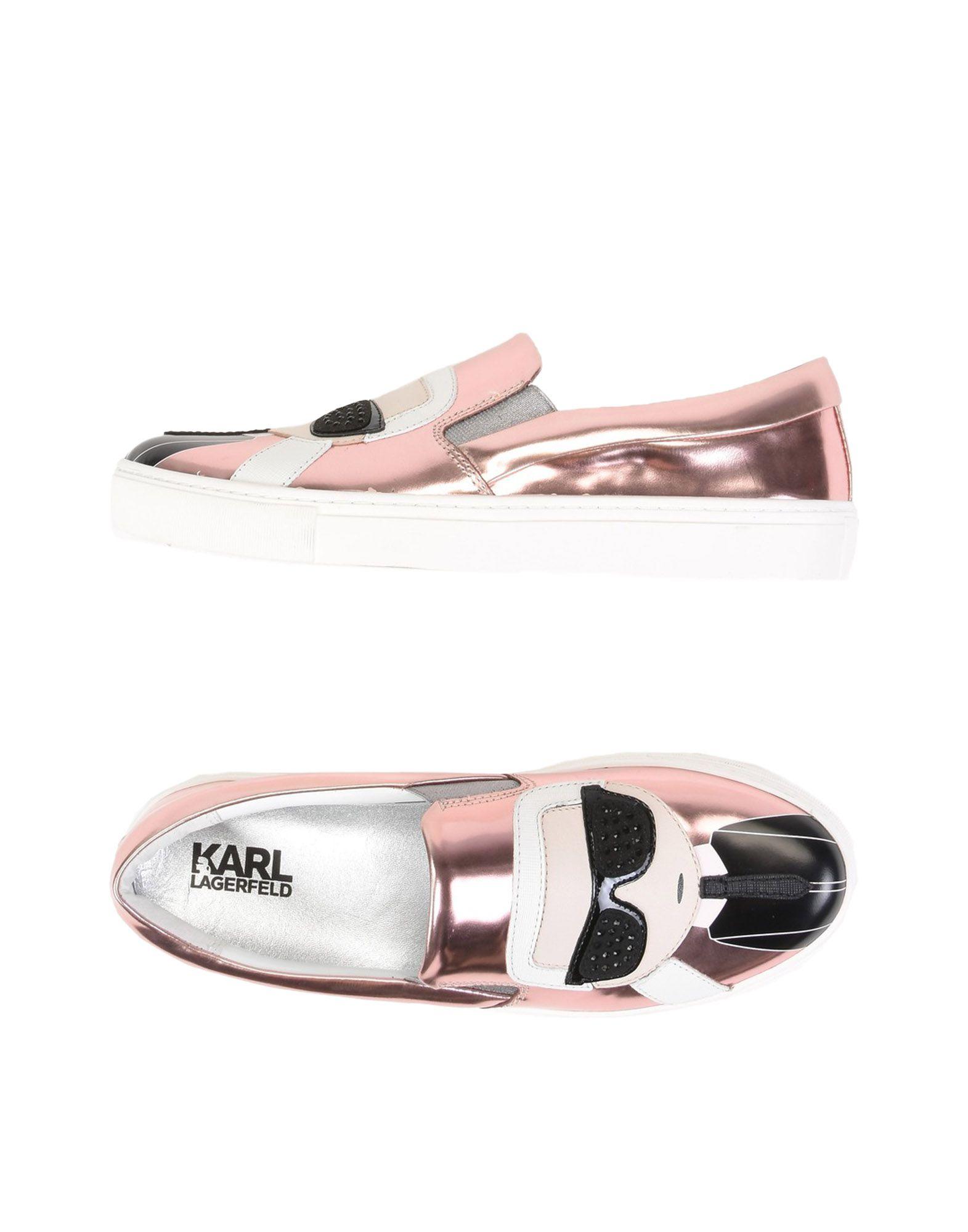 Karl Lagerfeld Sneakers - Women Karl  Lagerfeld Sneakers online on  Karl Canada - 11497417GM 3192fb