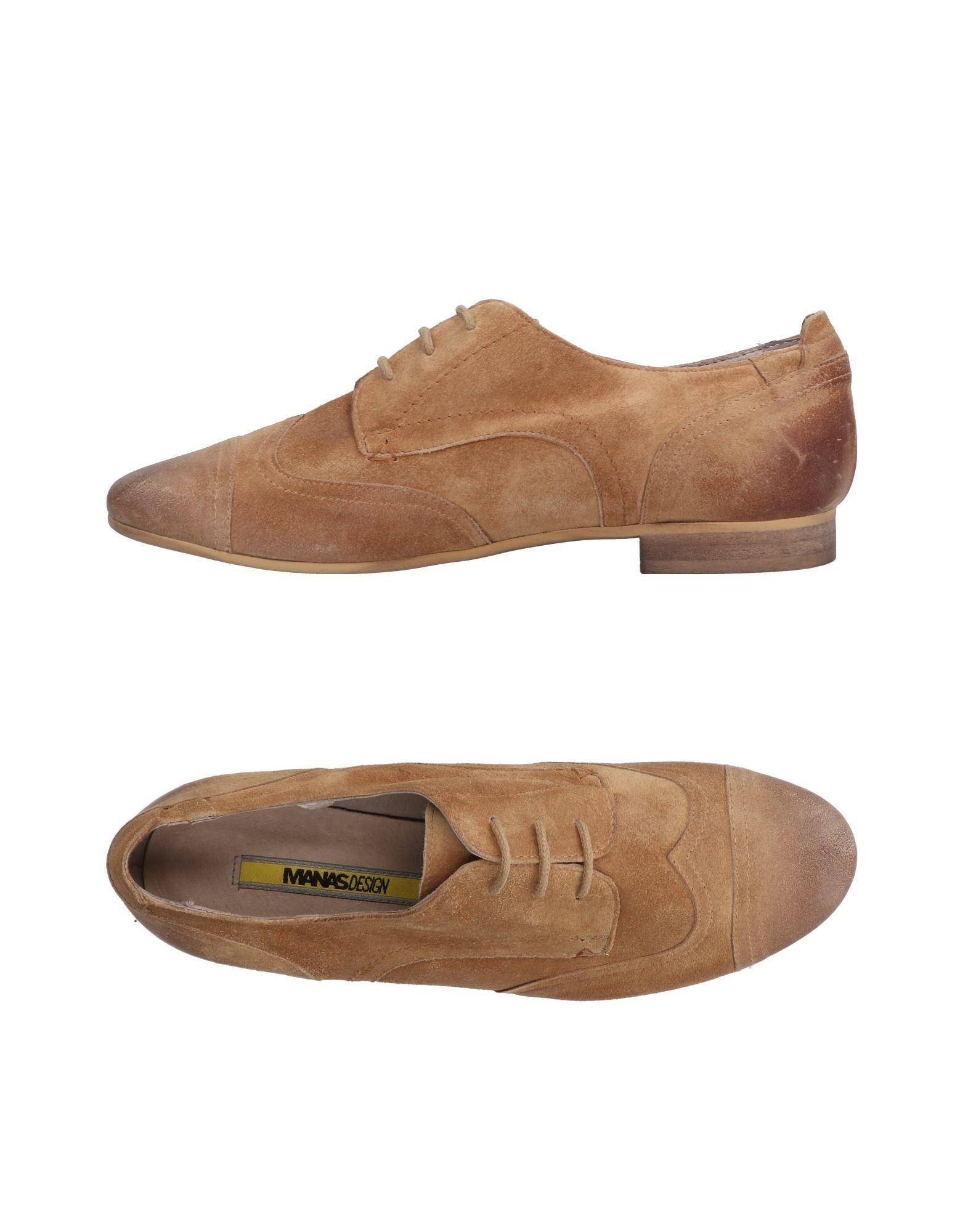 Manas Lea Foscati Schnürschuhe Damen  11497419UJ Gute Qualität beliebte Schuhe