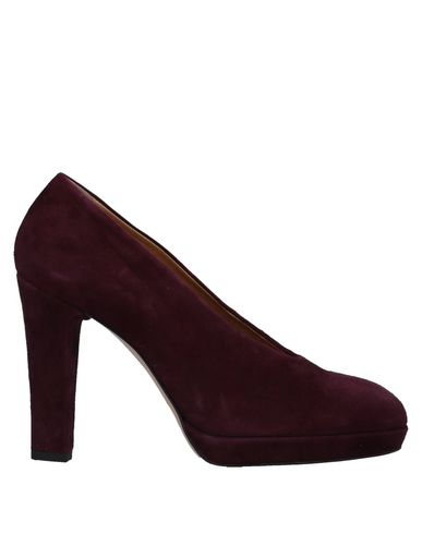 POMME D'OR Pump in Maroon