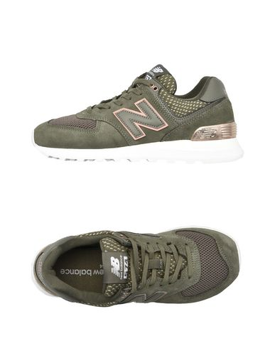 2d5182209a258 New Balance 574 Rose Gold - Sneakers - Women New Balance Sneakers ...