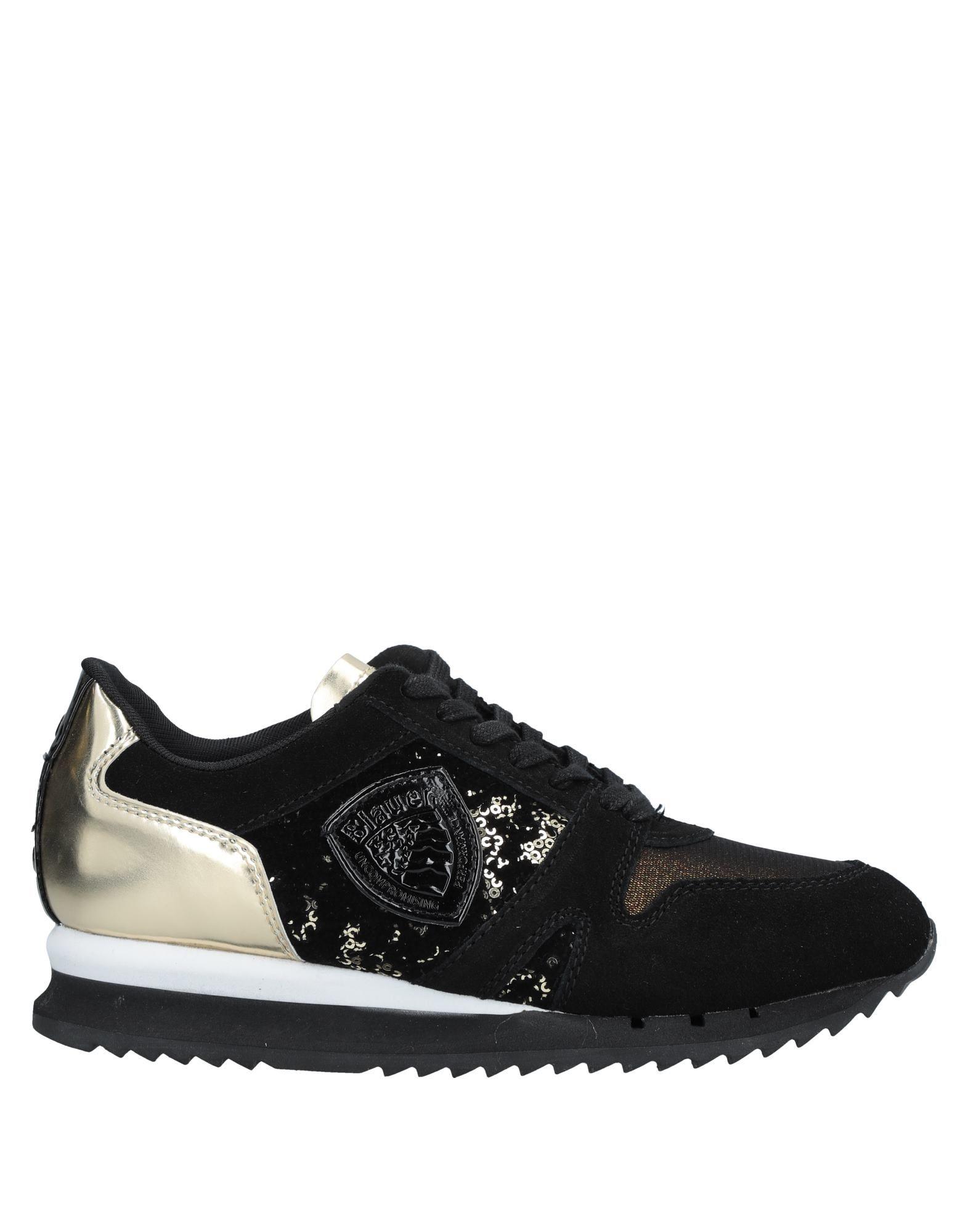 Blauer Sneakers Damen  11497619IV Gute Qualität beliebte Schuhe