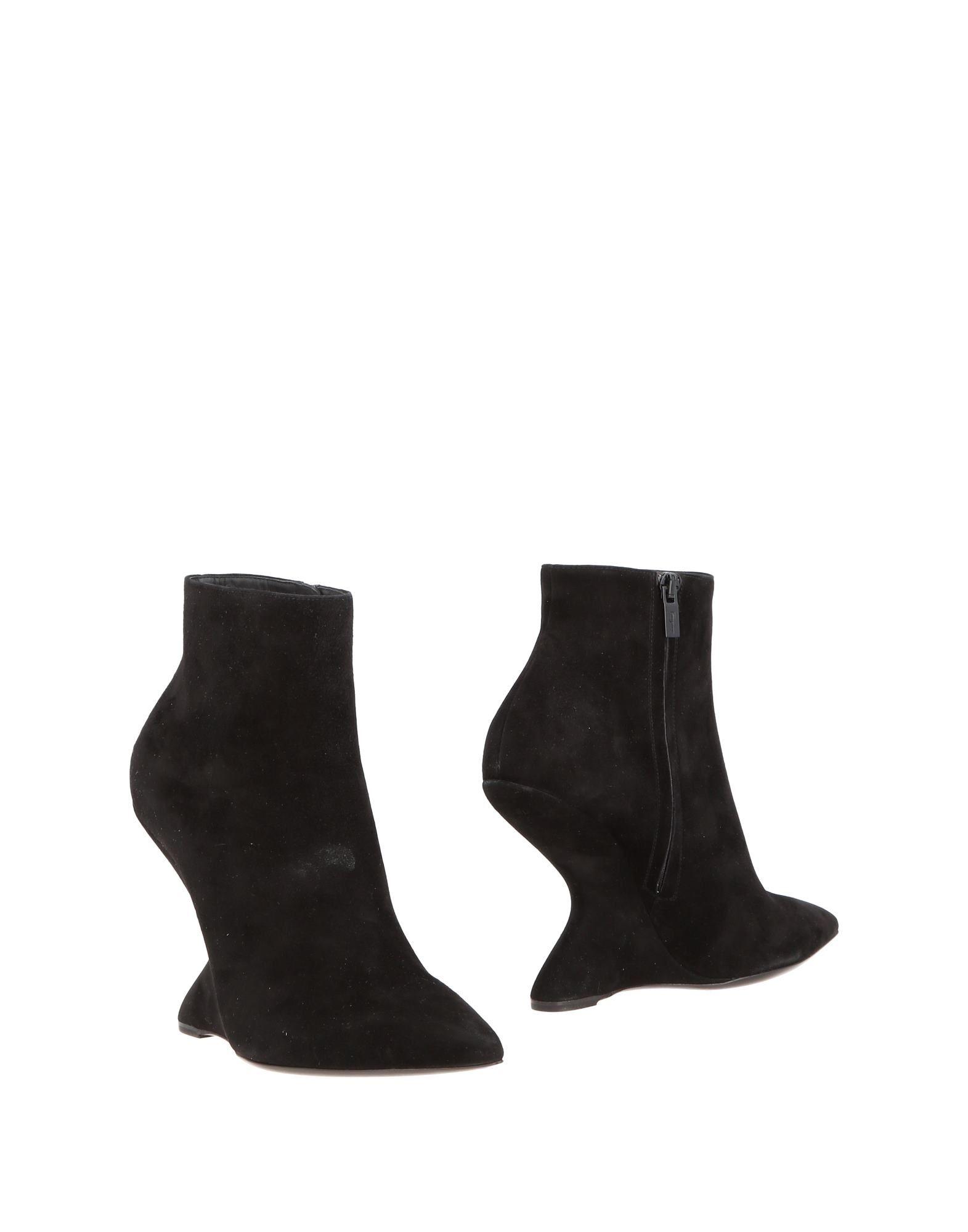 Salvatore Ferragamo Stiefelette Damen  11497659WOGünstige gut aussehende Schuhe