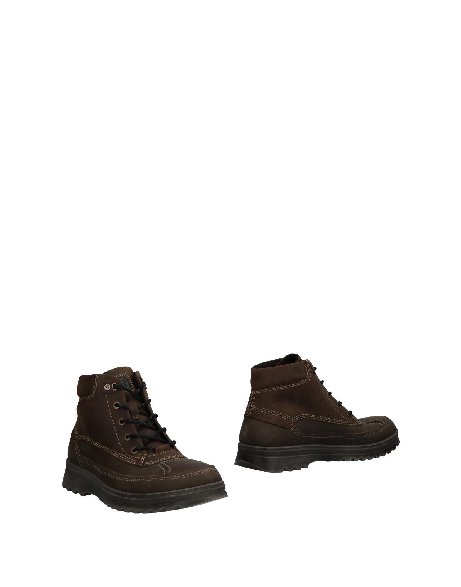 Rabatt echte Schuhe Ecco® Stiefelette Herren  11497662RQ