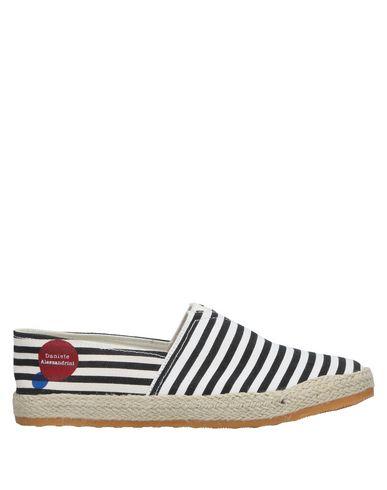 Zapatos especiales para para para hombres y mujeres Espadrilla Daniele Alessandrini Hombre - Espadrillas Daniele Alessandrini - 11497707VK Blanco 6d485f