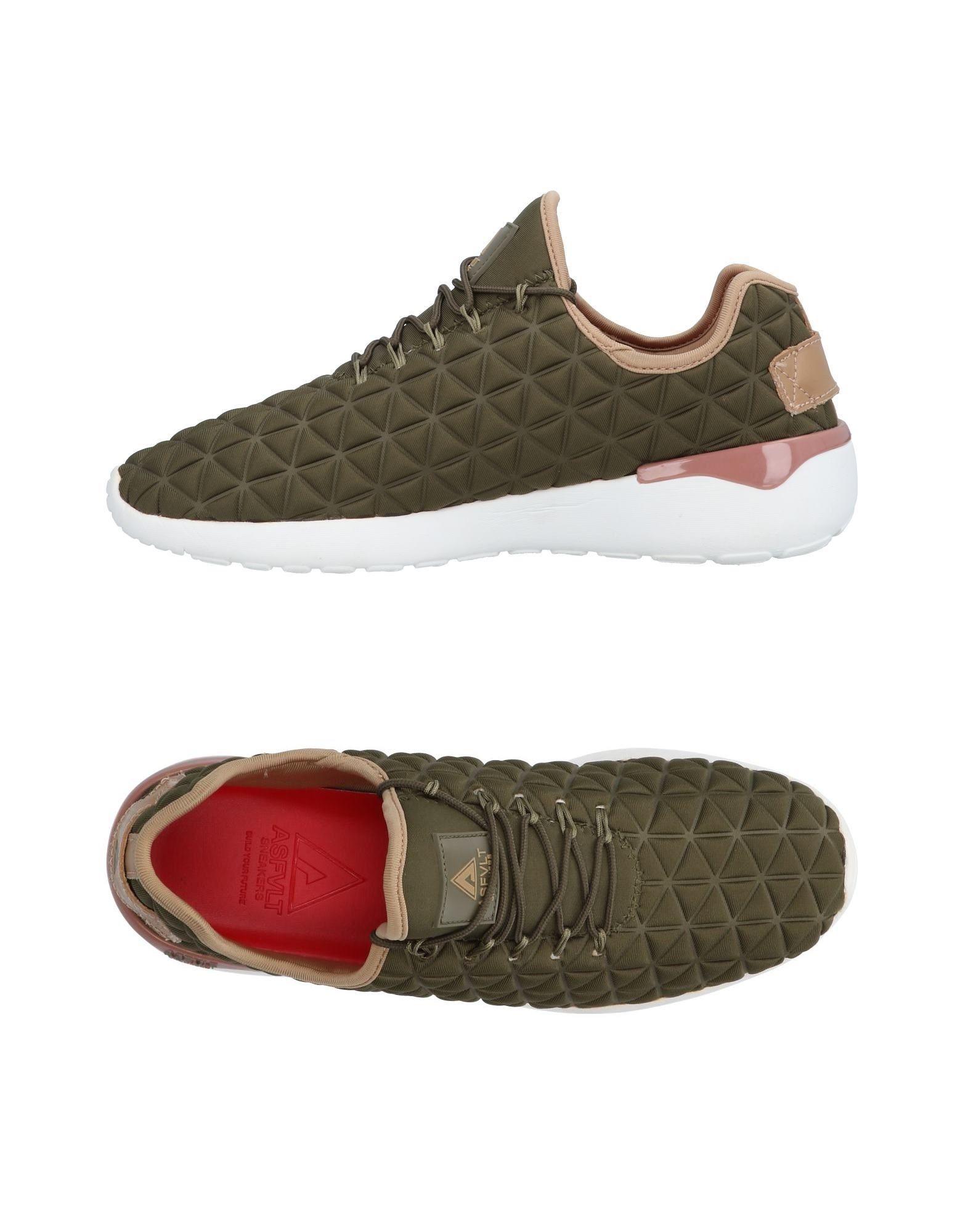 Rabatt echte Schuhe Asfvlt Sneakers Herren  11497738GC