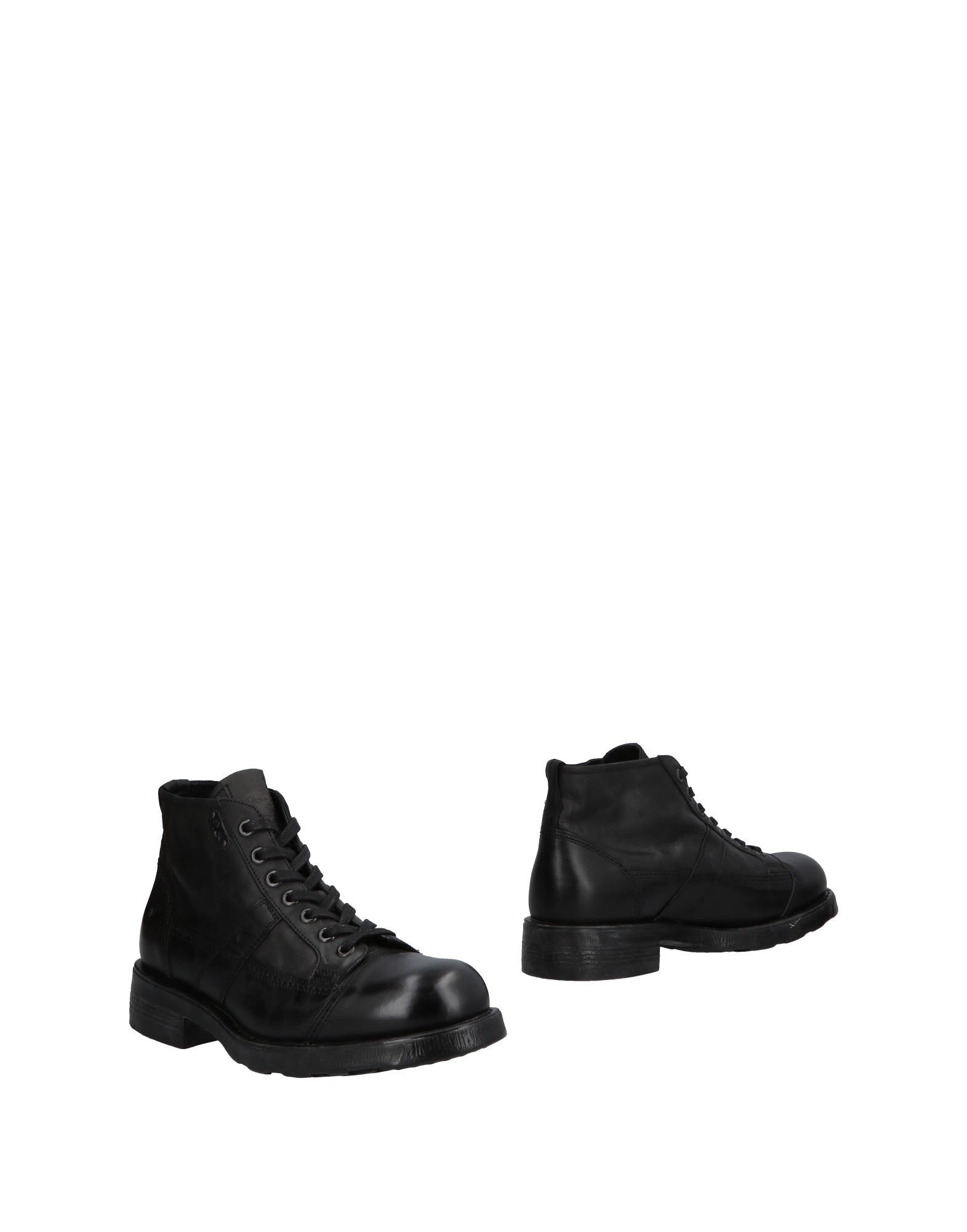 Rabatt echte Schuhe O.X.S. Stiefelette Herren  11497760PD